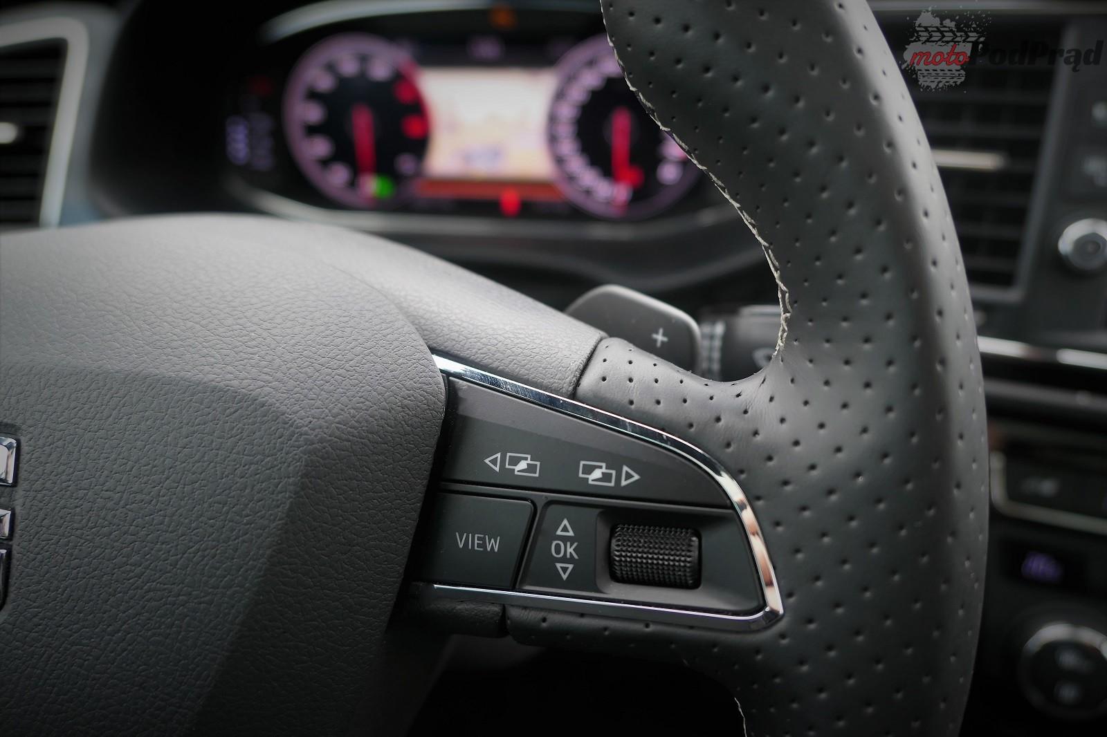 Seat Leon 19 Test: Seat Leon Cupra ST 300 KM   jeden z ostatnich