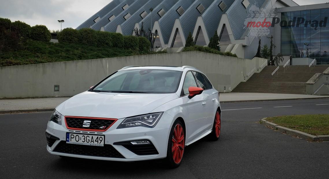 Seat Leon 29 1 Test: Seat Leon Cupra ST 300 KM   jeden z ostatnich