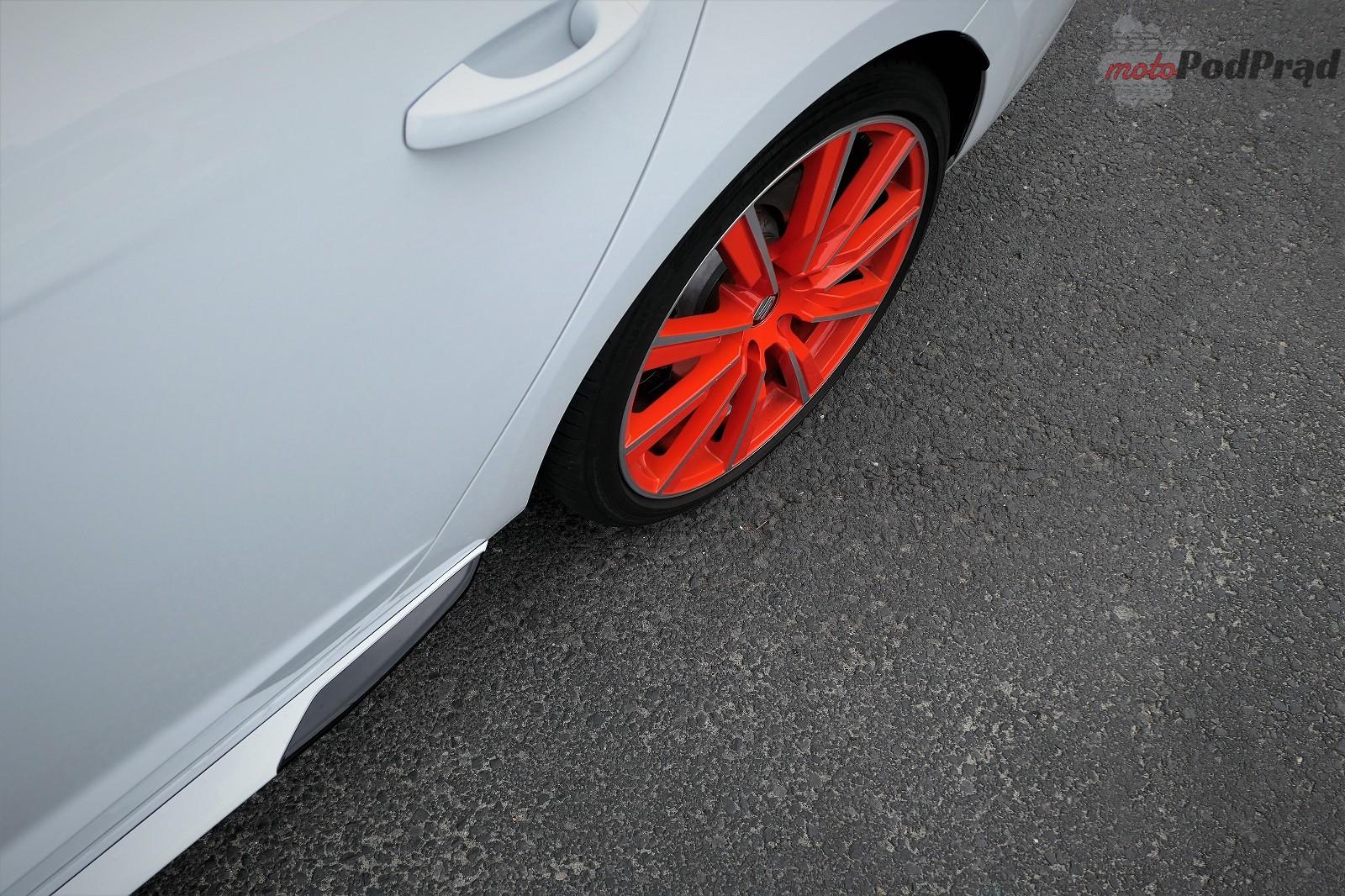 Seat Leon 31 Test: Seat Leon Cupra ST 300 KM   jeden z ostatnich