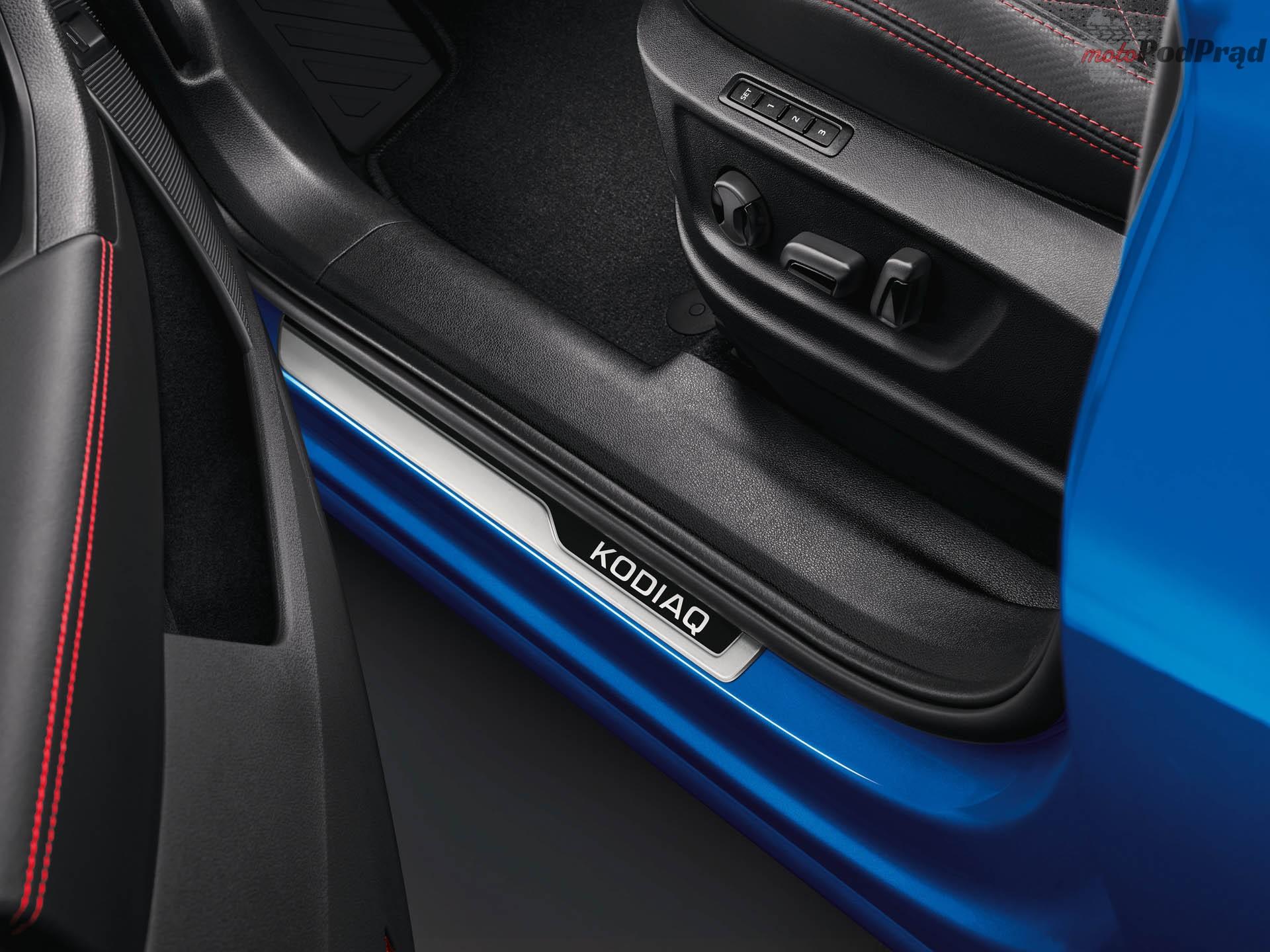 Skoda Kodiaq RS 1 Škoda Kodiaq RS w dieslu najmocniejszym SUV em marki.