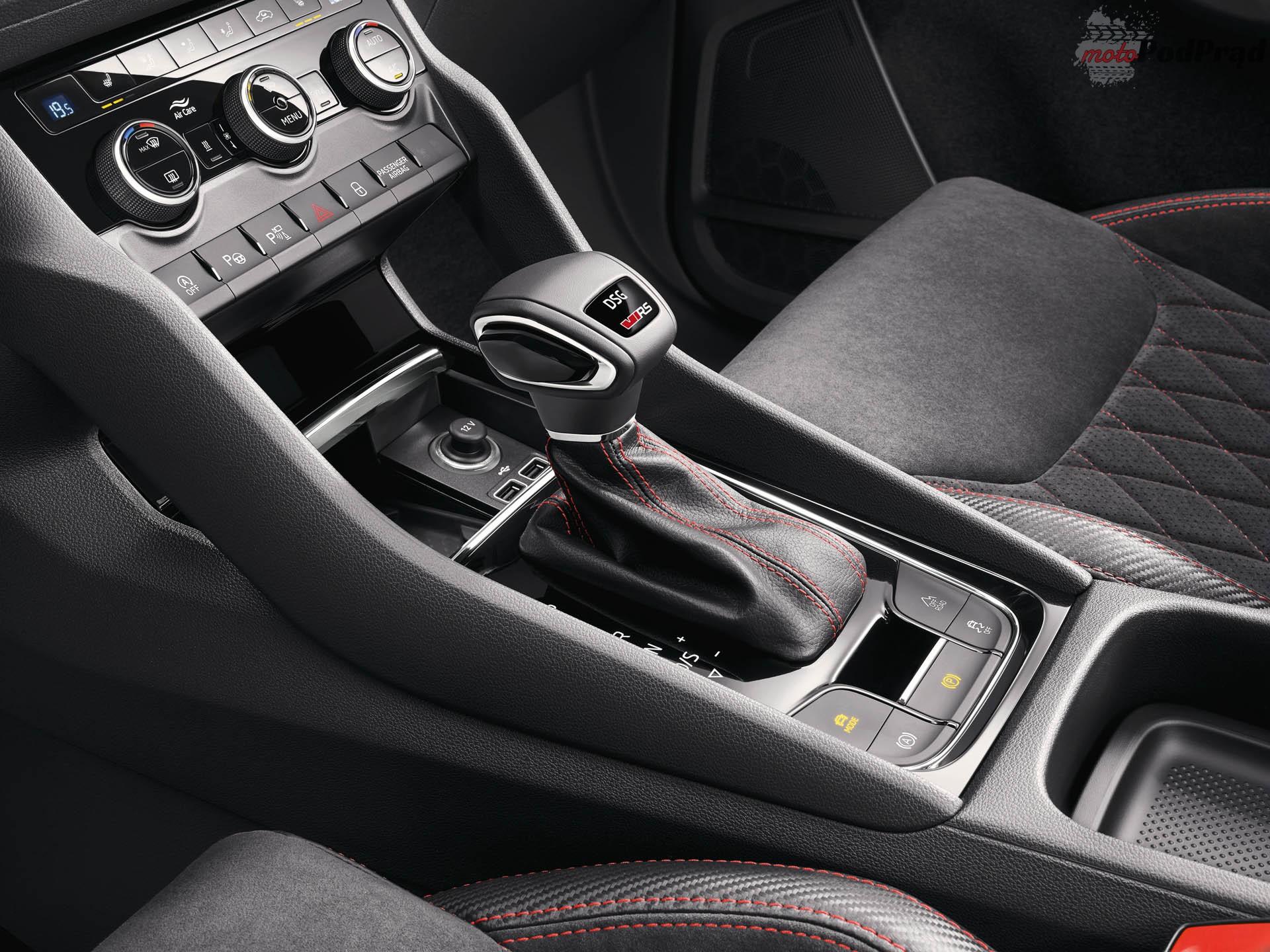 Skoda Kodiaq RS 2 Škoda Kodiaq RS w dieslu najmocniejszym SUV em marki.