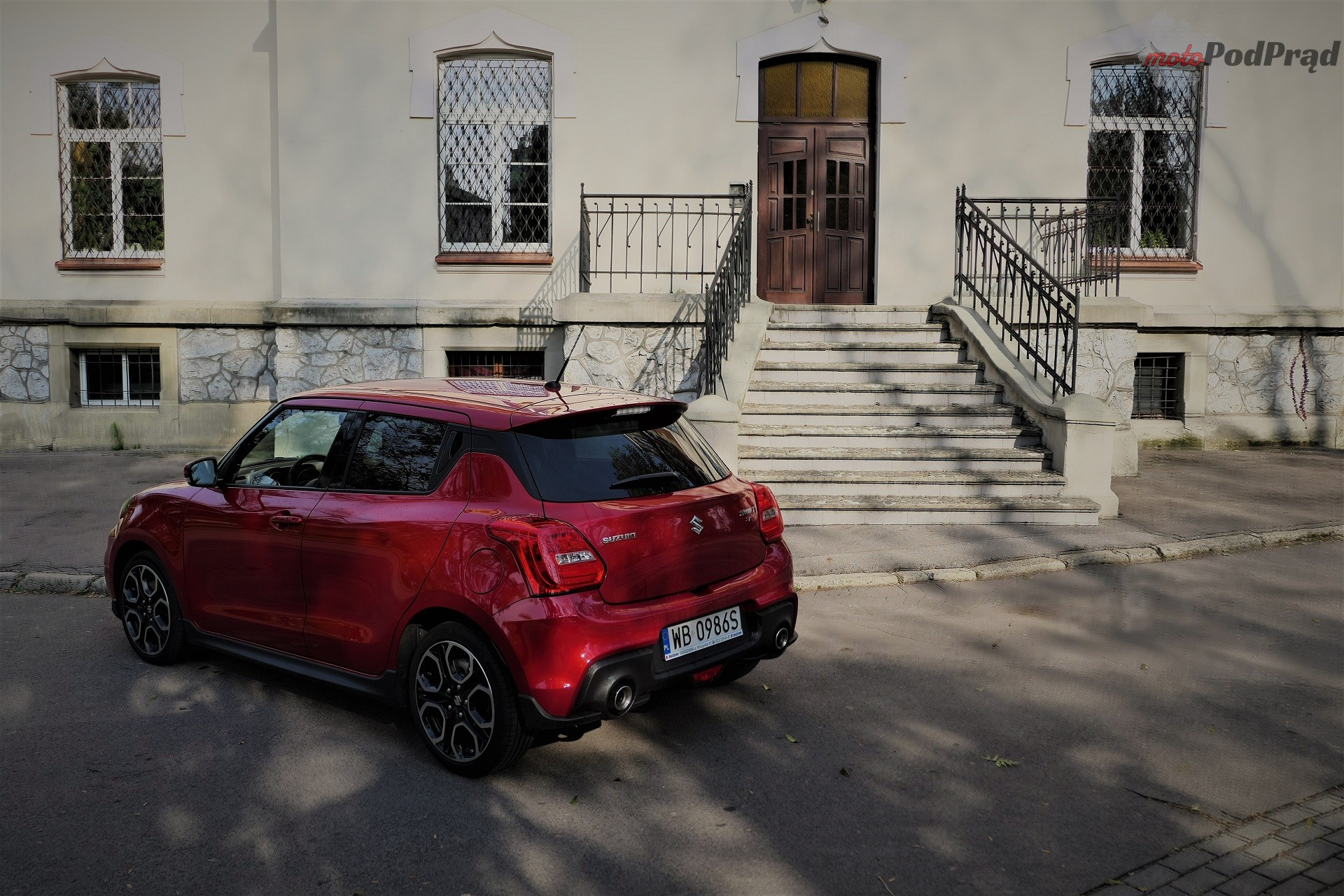 Suzuki Swift Sport 11 Test: Suzuki Swift Sport   miło zaskakuje