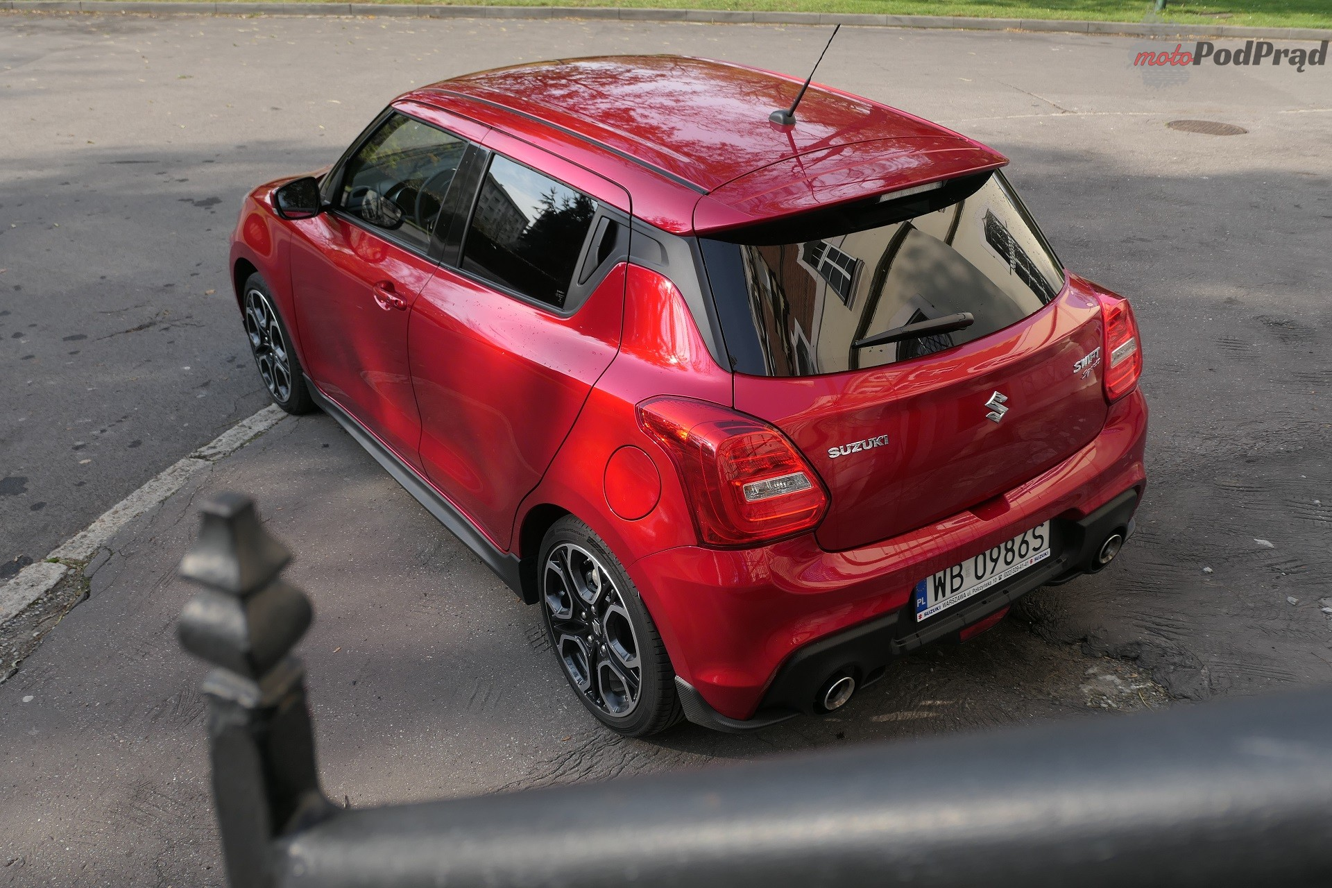 Suzuki Swift Sport 15 Test: Suzuki Swift Sport   miło zaskakuje