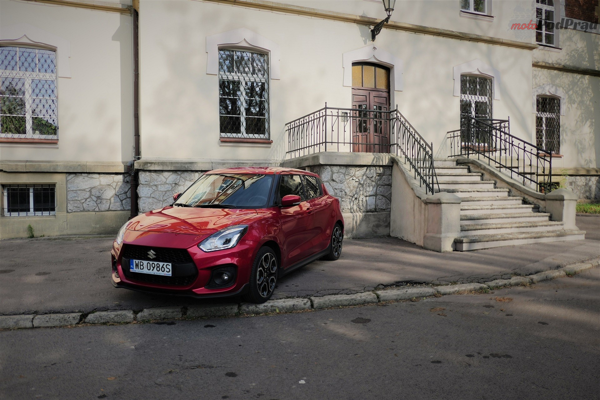 Suzuki Swift Sport 2 Test: Suzuki Swift Sport   miło zaskakuje