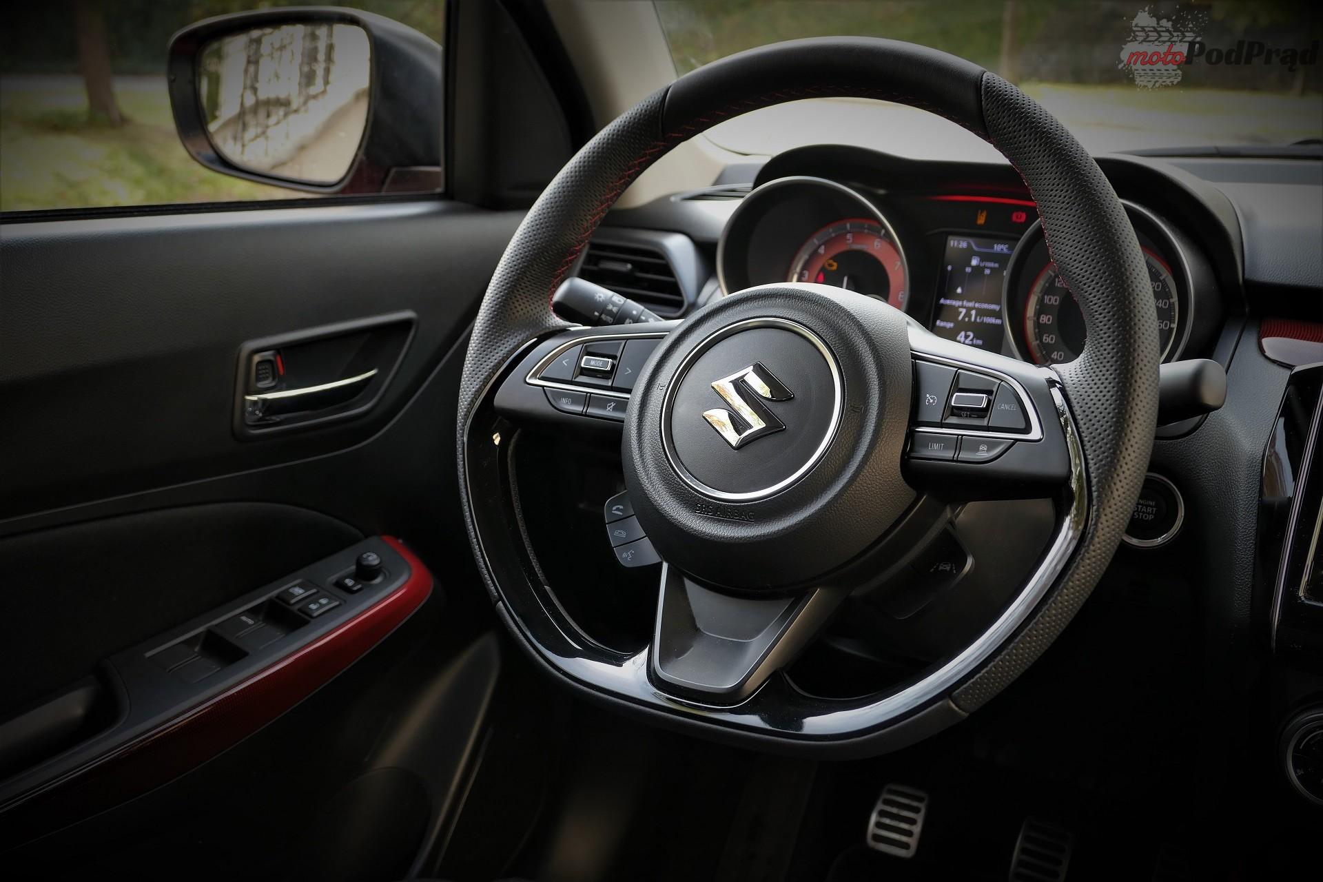 Suzuki Swift Sport 22 Test: Suzuki Swift Sport   miło zaskakuje