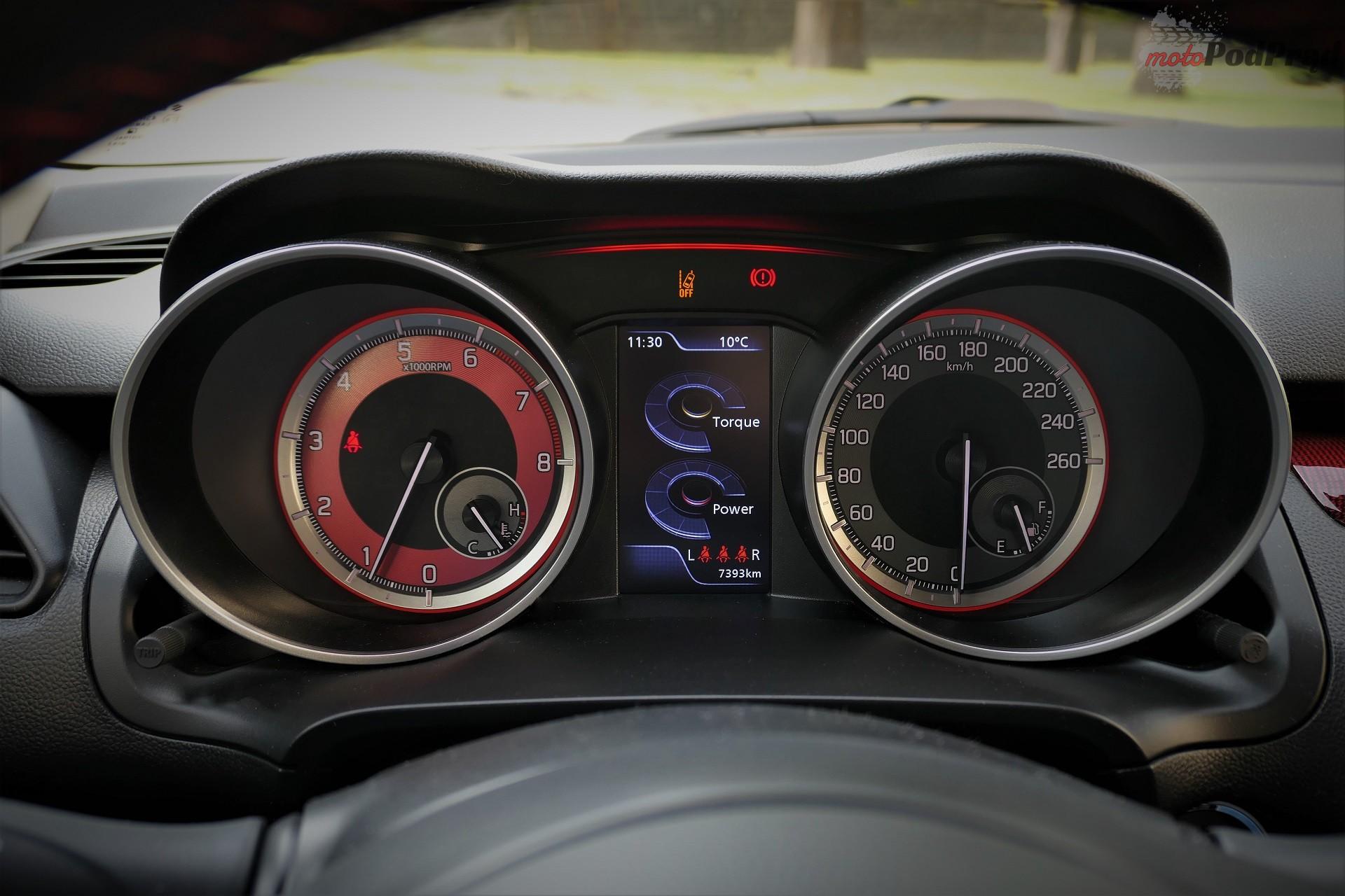 Suzuki Swift Sport 26 Test: Suzuki Swift Sport   miło zaskakuje