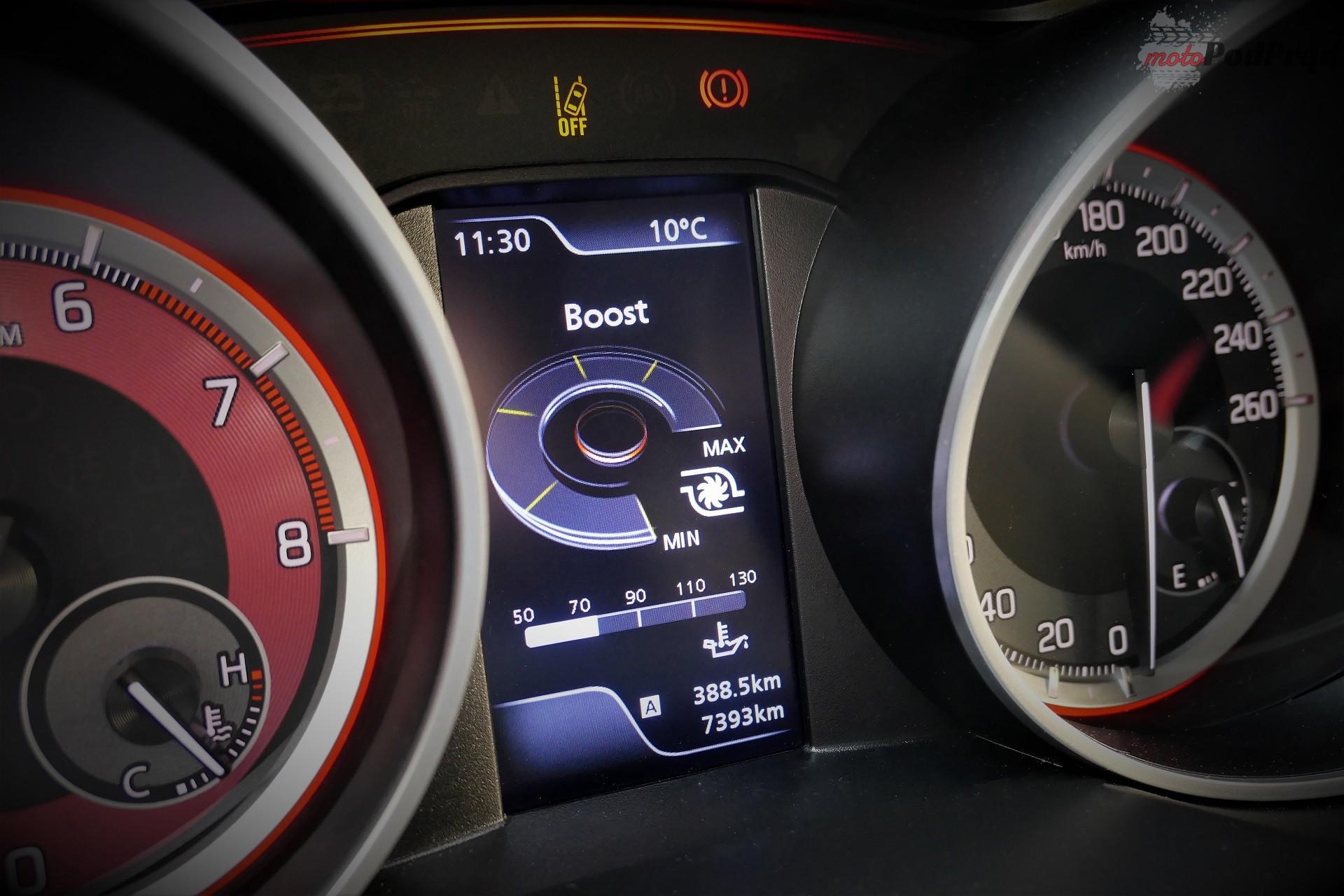 Suzuki Swift Sport 27 Test: Suzuki Swift Sport   miło zaskakuje