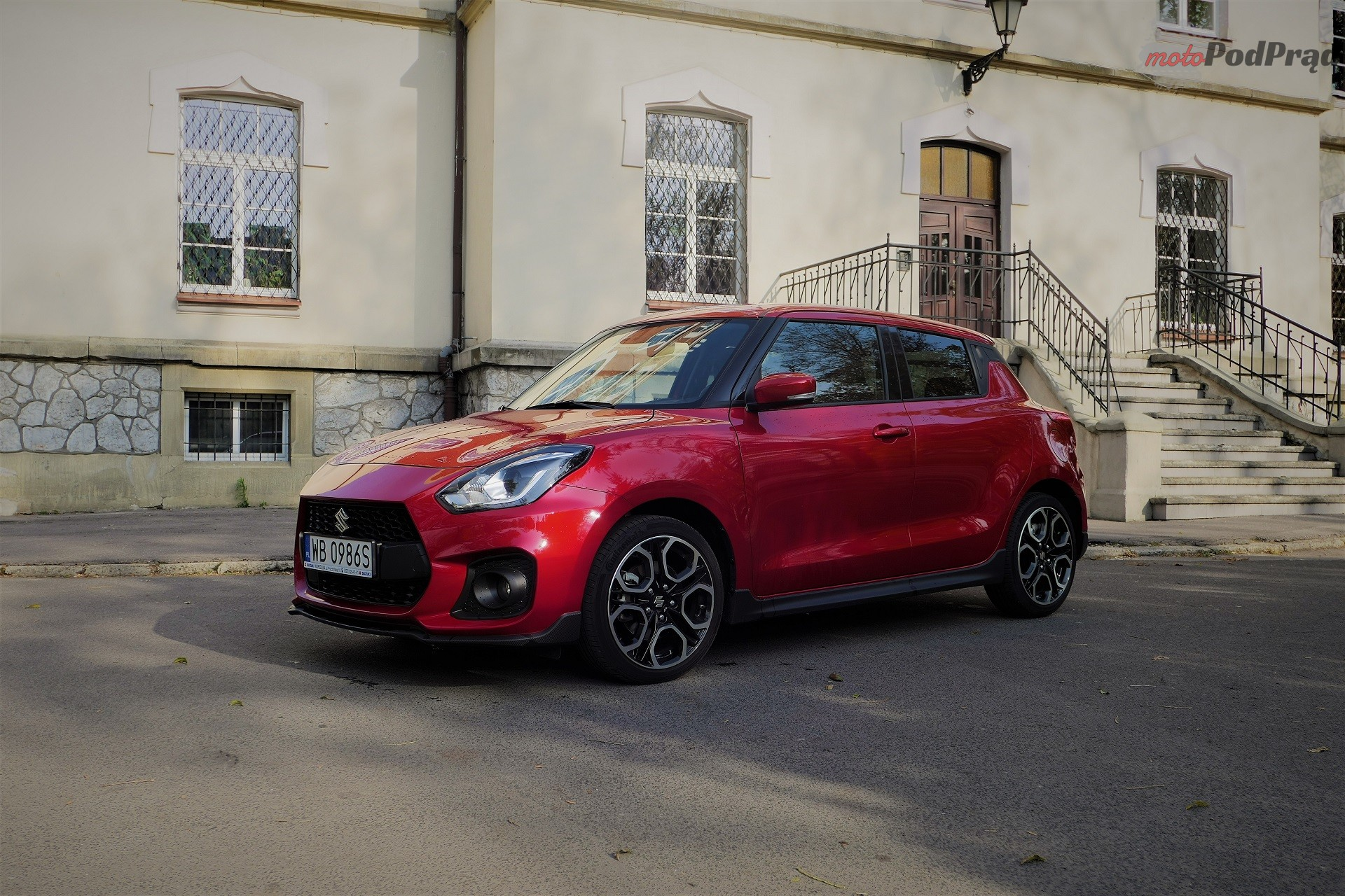 Suzuki Swift Sport 4 Test: Suzuki Swift Sport   miło zaskakuje