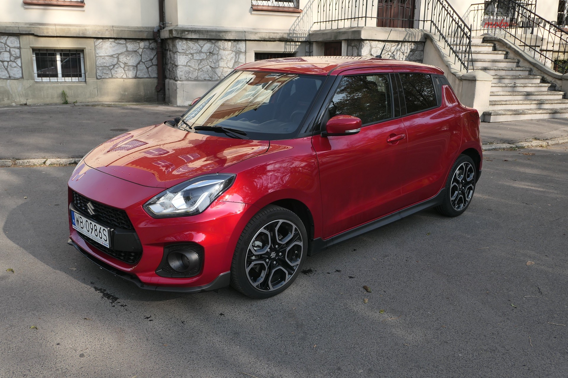Suzuki Swift Sport 5 Test: Suzuki Swift Sport   miło zaskakuje