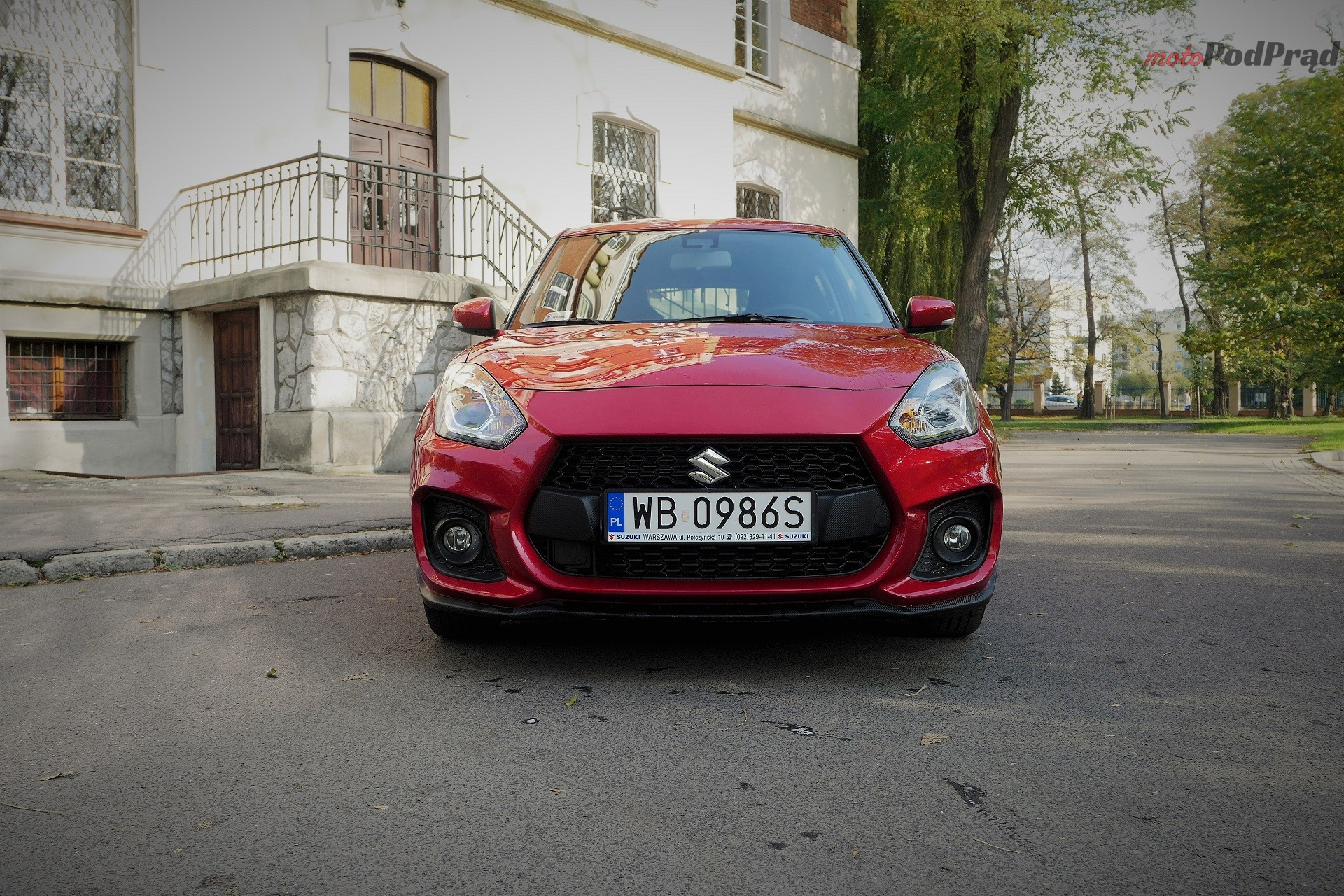 Suzuki Swift Sport 6 Test: Suzuki Swift Sport   miło zaskakuje