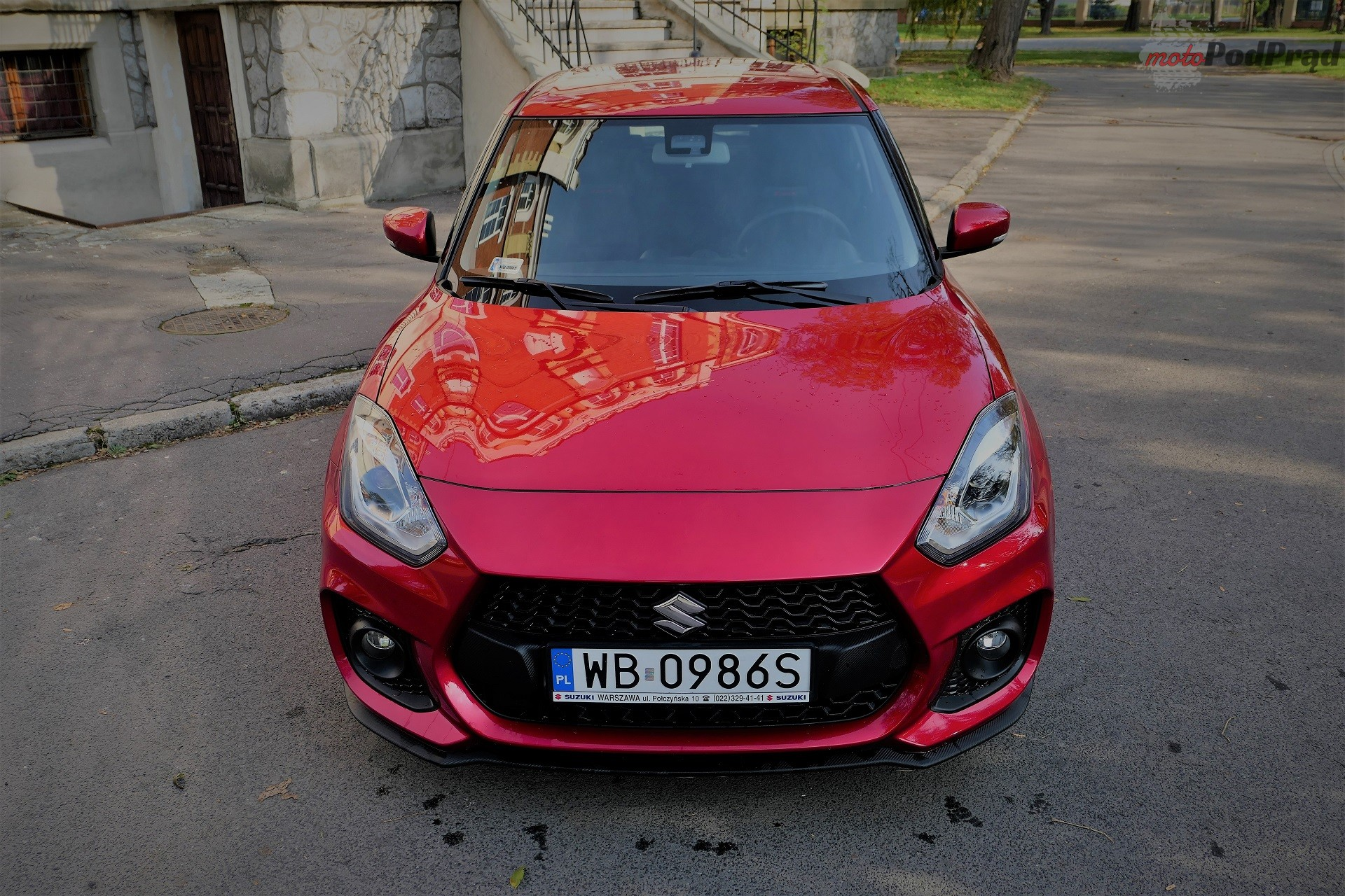 Suzuki Swift Sport 7 Test: Suzuki Swift Sport   miło zaskakuje