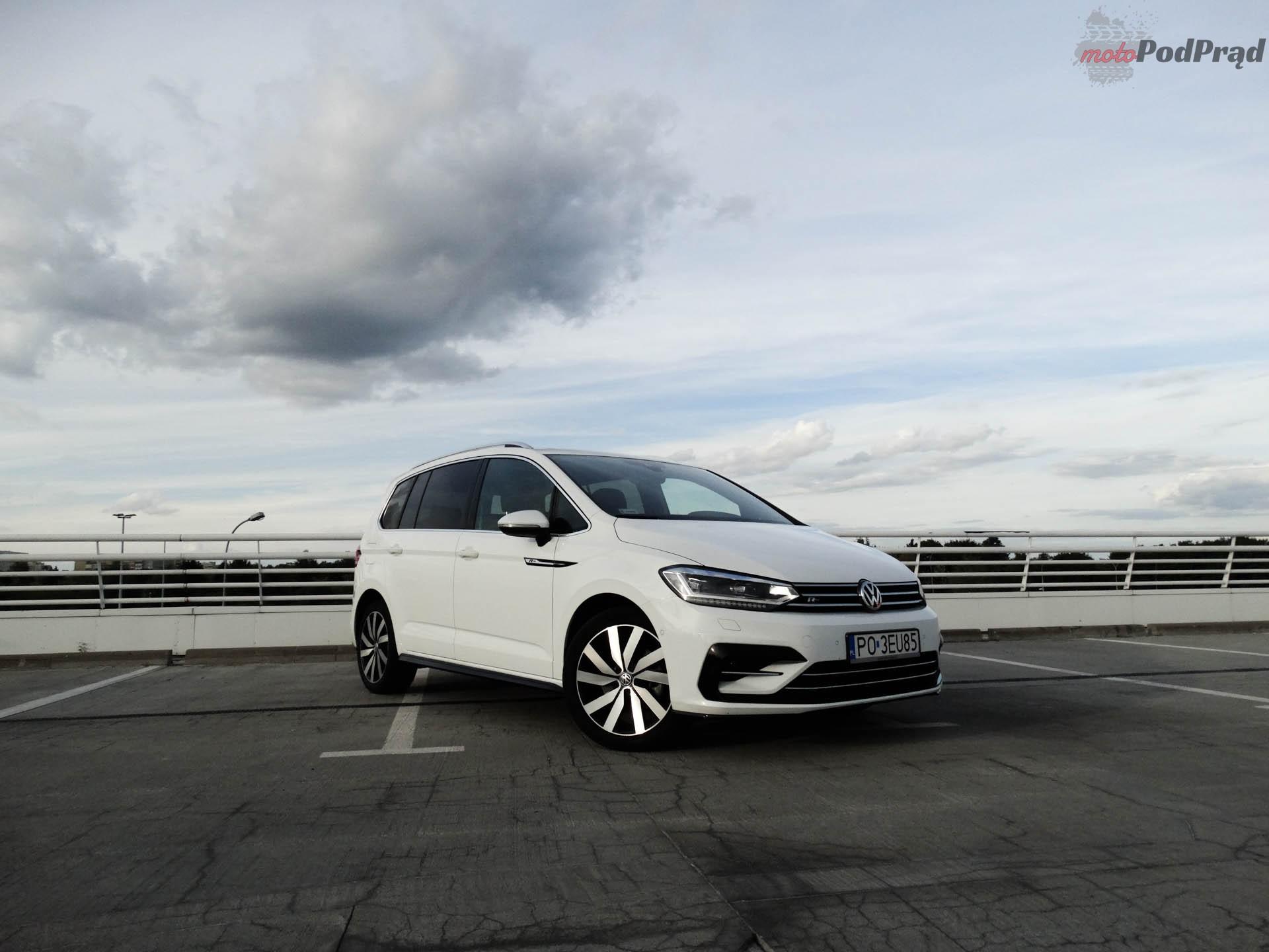 Volkswagen Touran 1 Test: Volkswagen Touran 1.8 TSI 180 KM   sportowy van