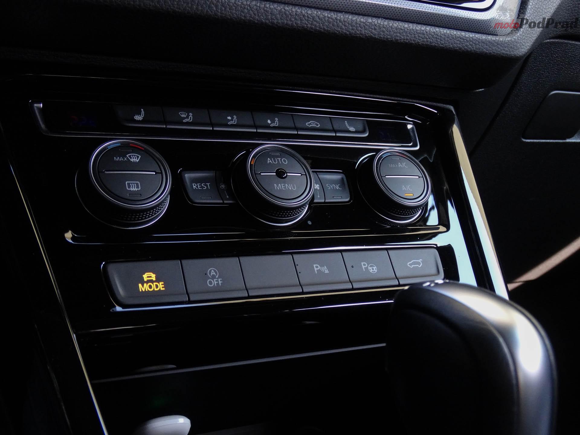 Volkswagen Touran 14 Test: Volkswagen Touran 1.8 TSI 180 KM   sportowy van