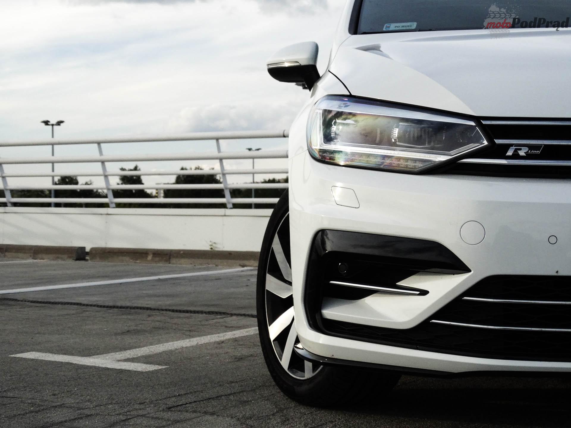 Volkswagen Touran 3 Test: Volkswagen Touran 1.8 TSI 180 KM   sportowy van