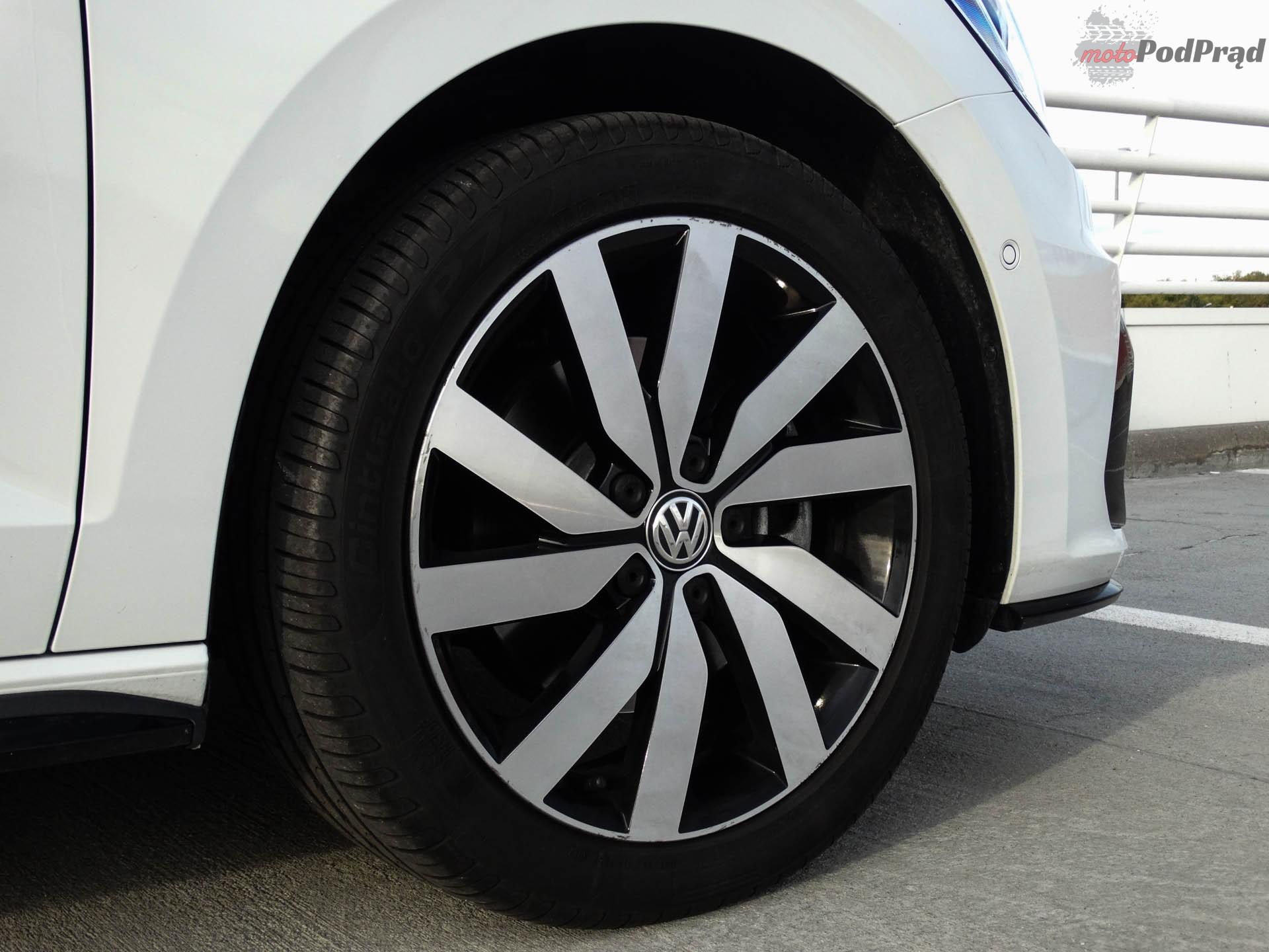 Volkswagen Touran 4 Test: Volkswagen Touran 1.8 TSI 180 KM   sportowy van