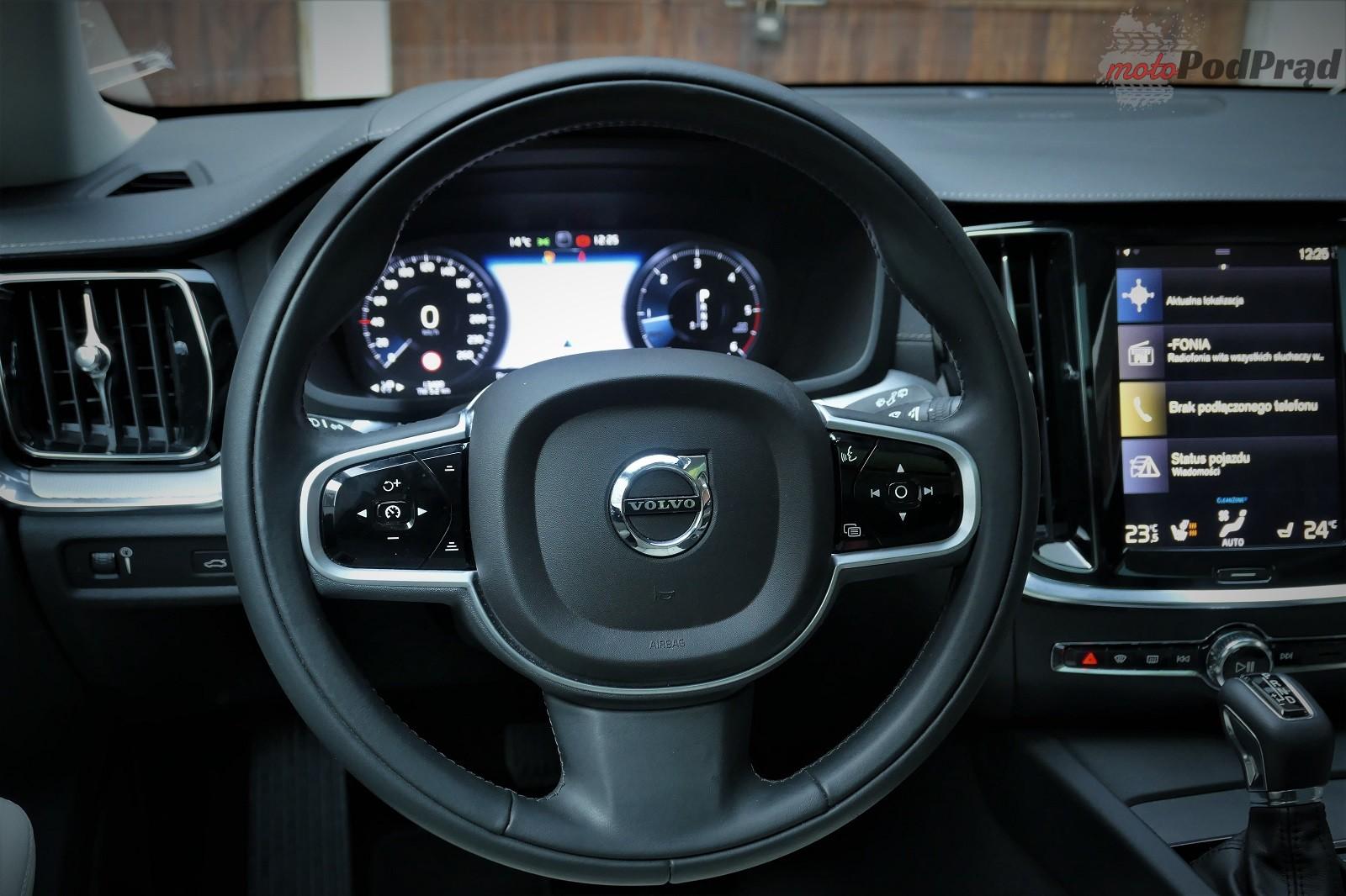 Volvo V60 23 Test: Volvo V60 D4   chłodno i elegancko