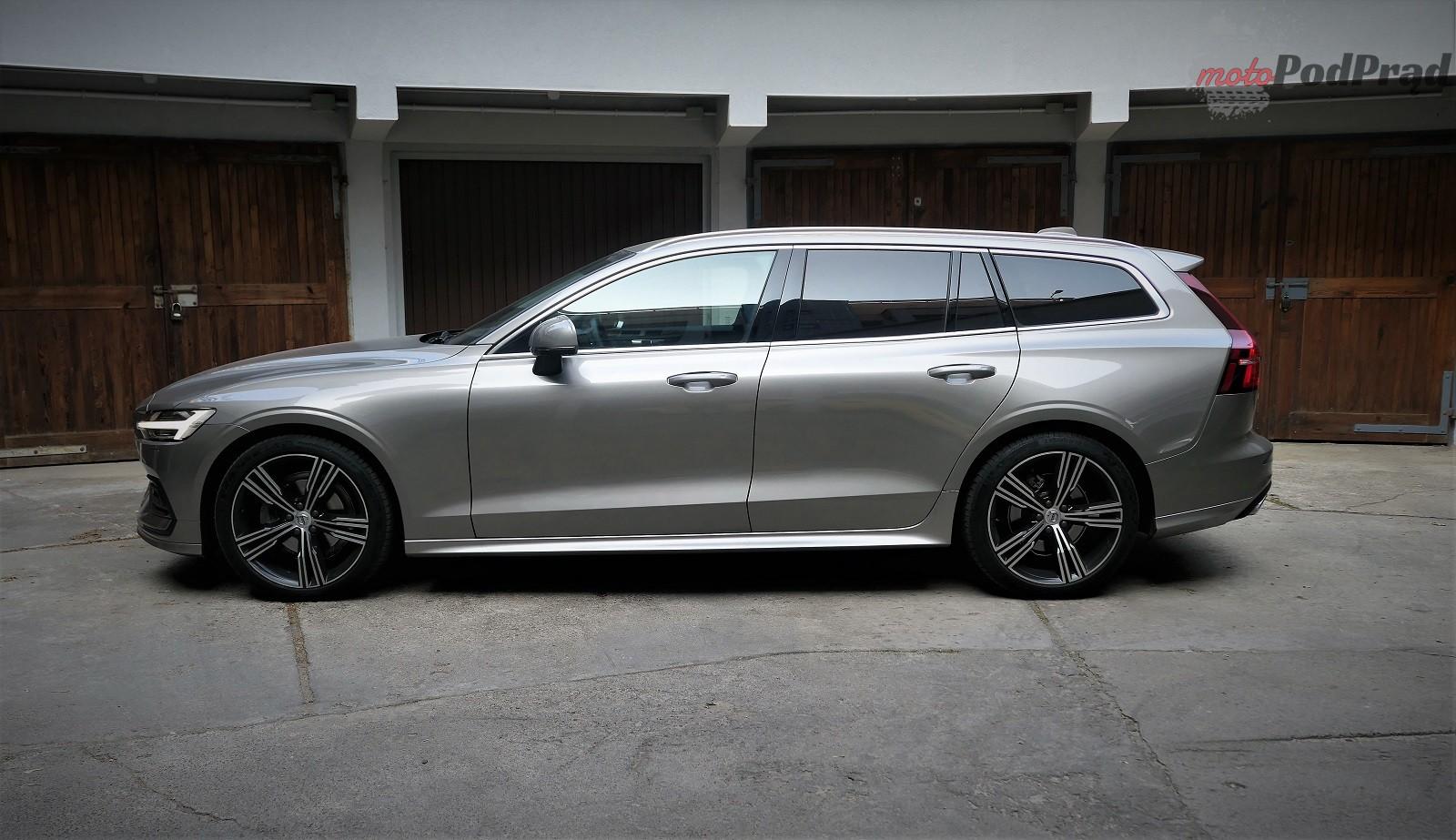 Volvo V60 26 Test: Volvo V60 D4   chłodno i elegancko