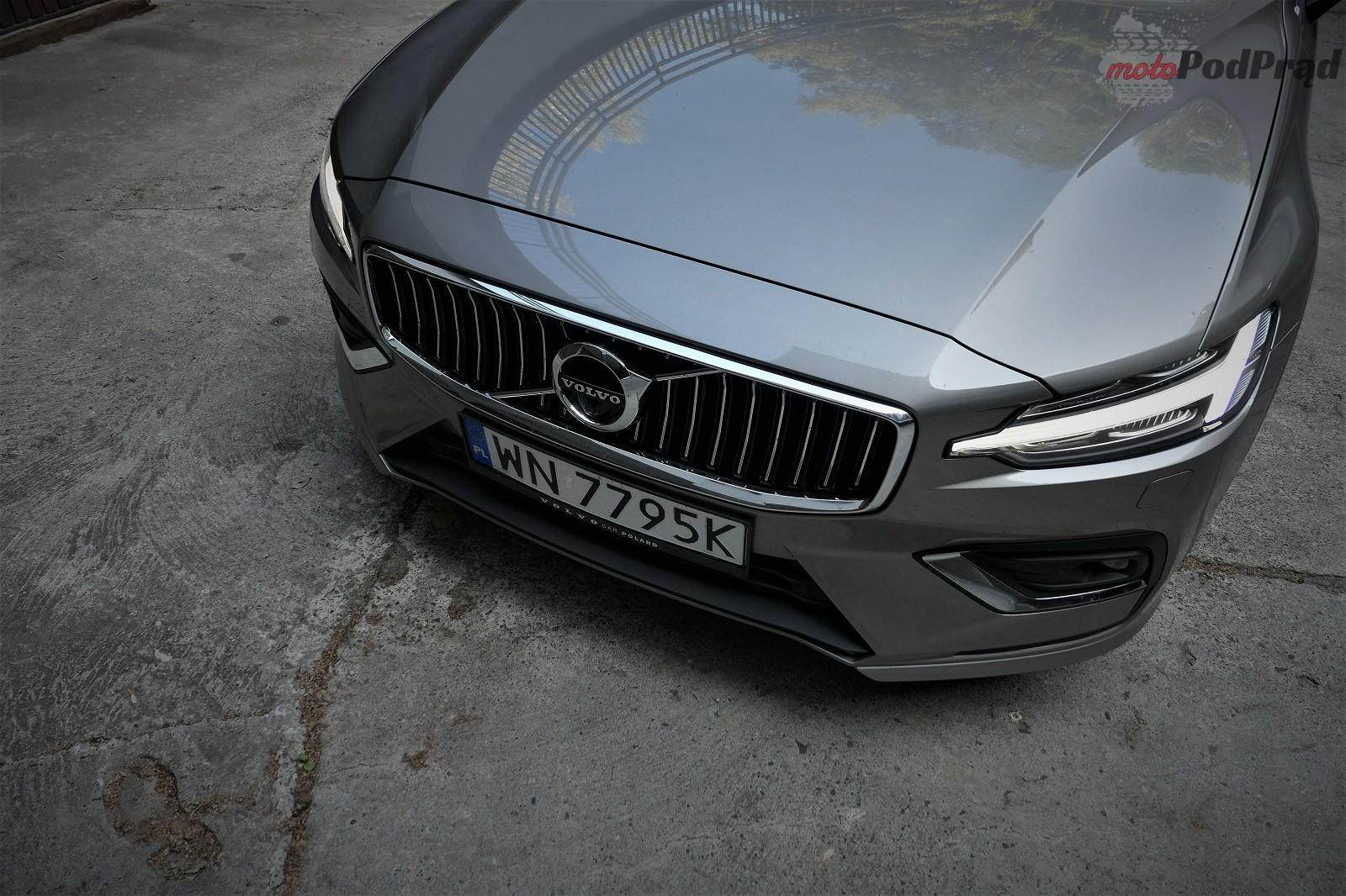 Volvo V60 29 Test: Volvo V60 D4   chłodno i elegancko