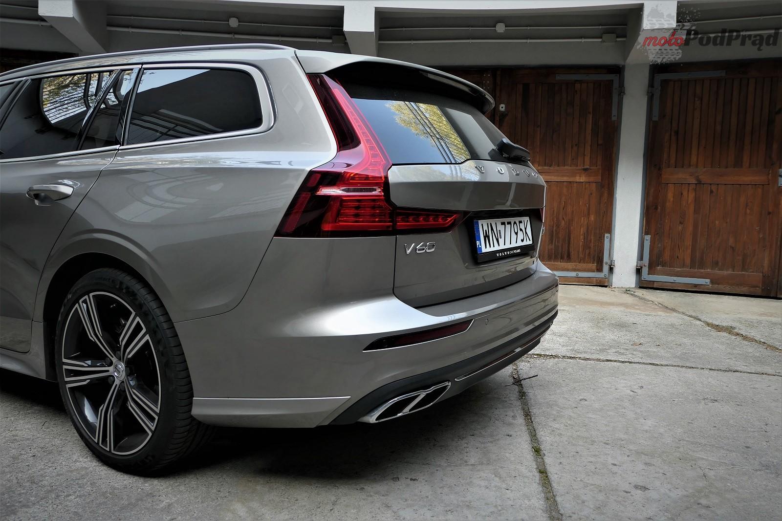Volvo V60 3 Test: Volvo V60 D4   chłodno i elegancko
