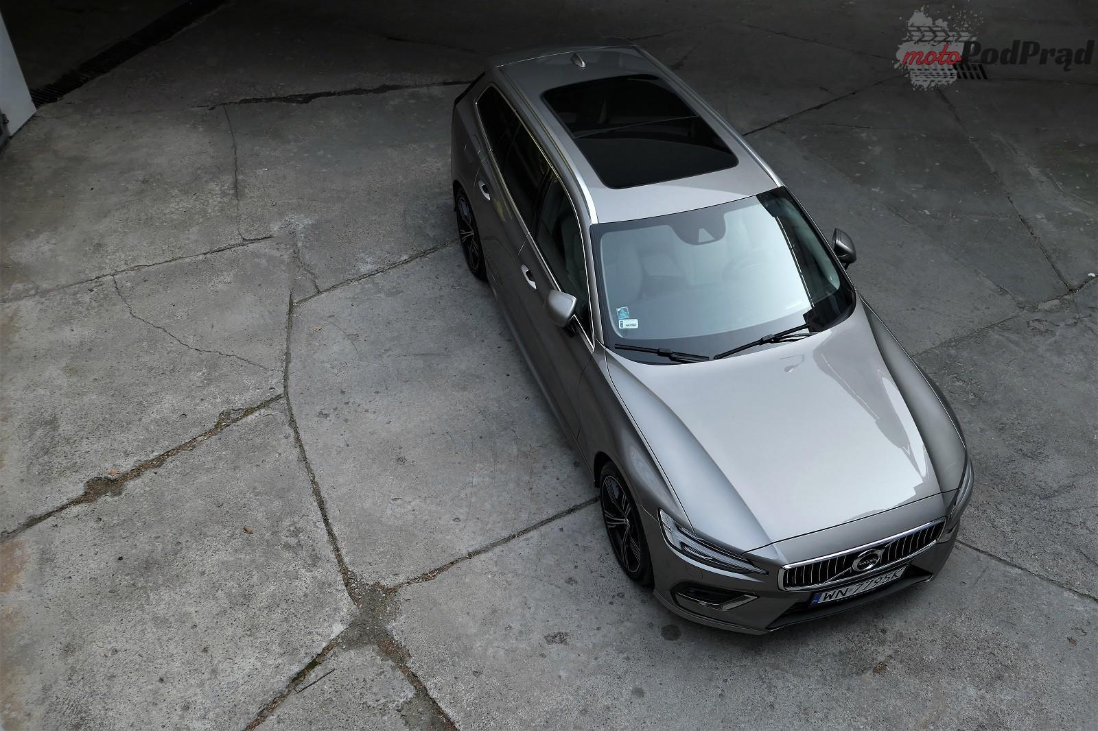 Volvo V60 42 Test: Volvo V60 D4   chłodno i elegancko