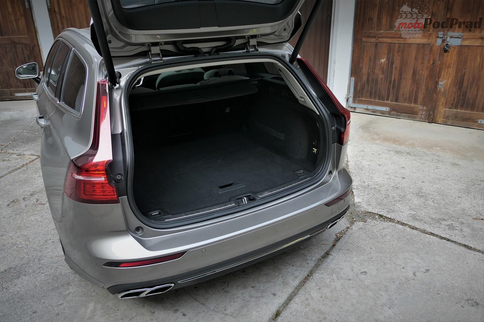 Volvo V60 6 Test: Volvo V60 D4   chłodno i elegancko