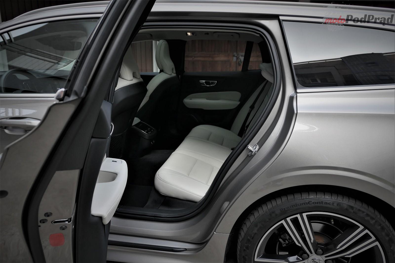 Volvo V60 8 Test: Volvo V60 D4   chłodno i elegancko
