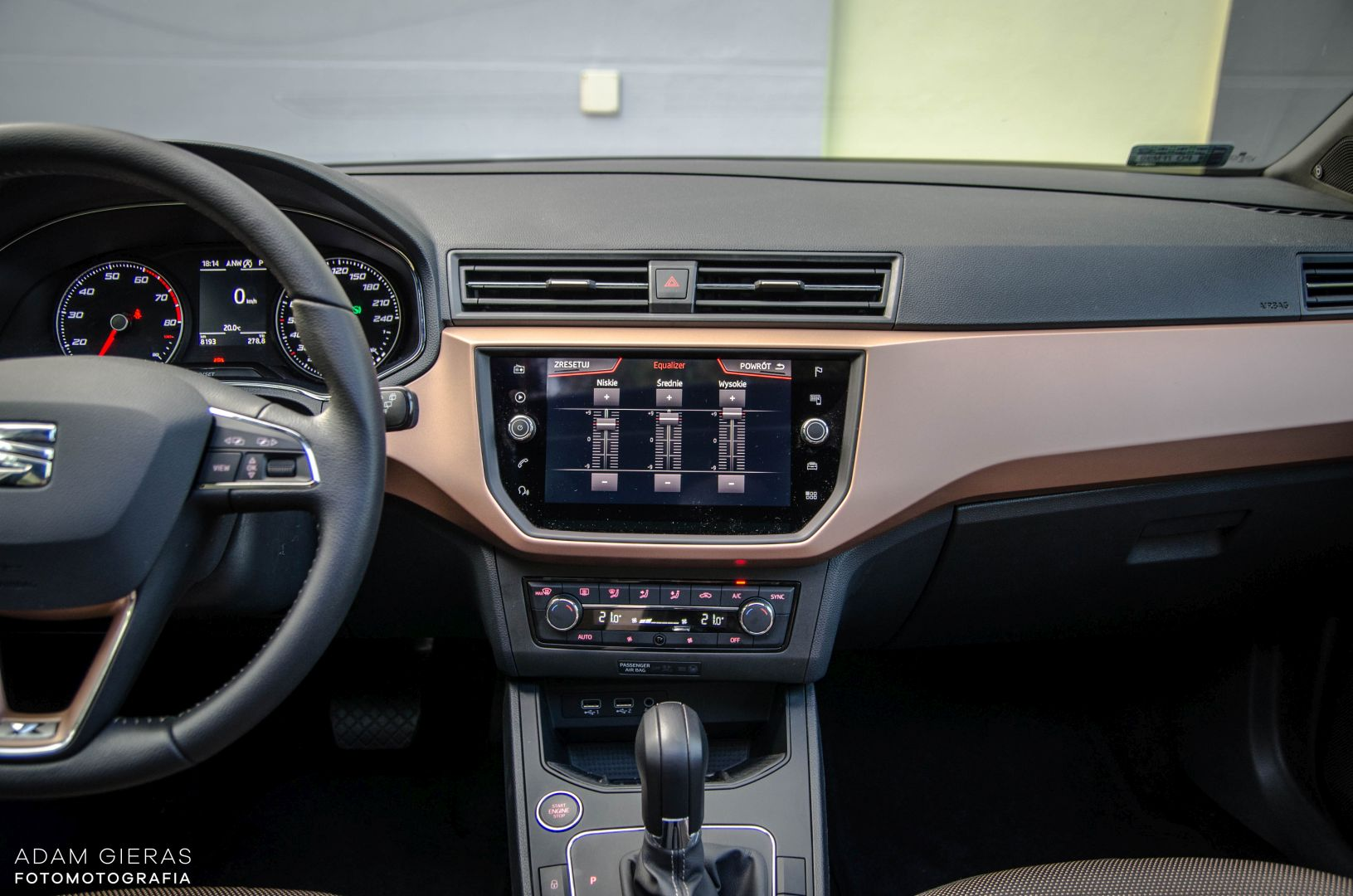 ibiza 10 Test: Seat Ibiza Xcellence 1.0 115 KM DSG   mniejszy Leon?