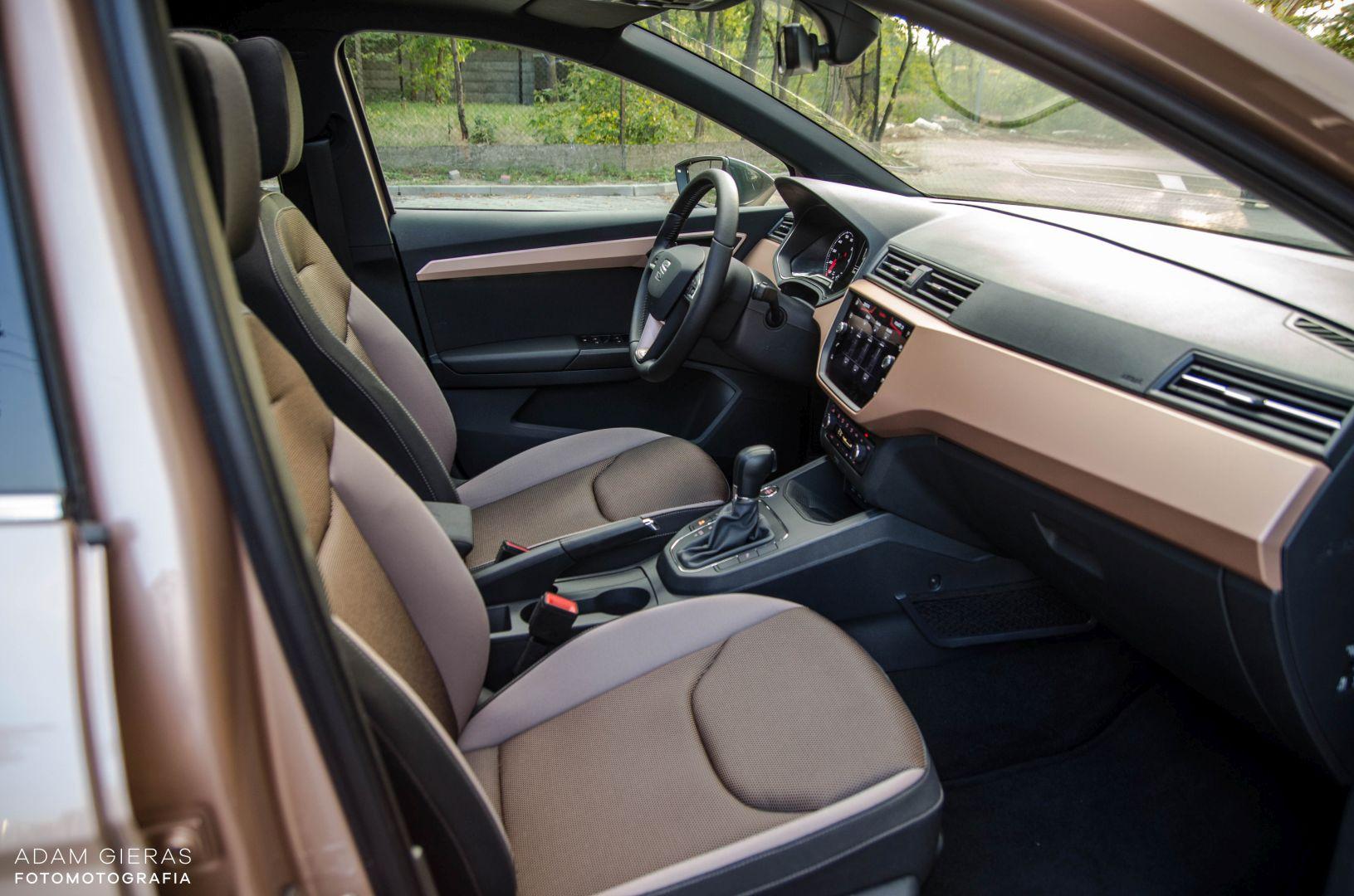 ibiza 11 Test: Seat Ibiza Xcellence 1.0 115 KM DSG   mniejszy Leon?
