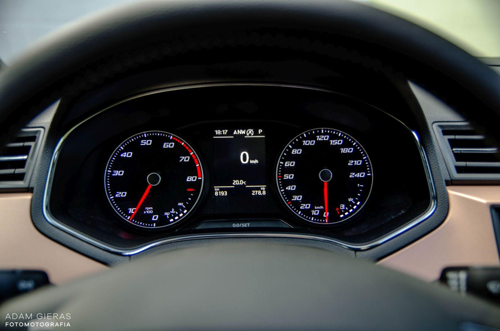 ibiza 15 Test: Seat Ibiza Xcellence 1.0 115 KM DSG   mniejszy Leon?
