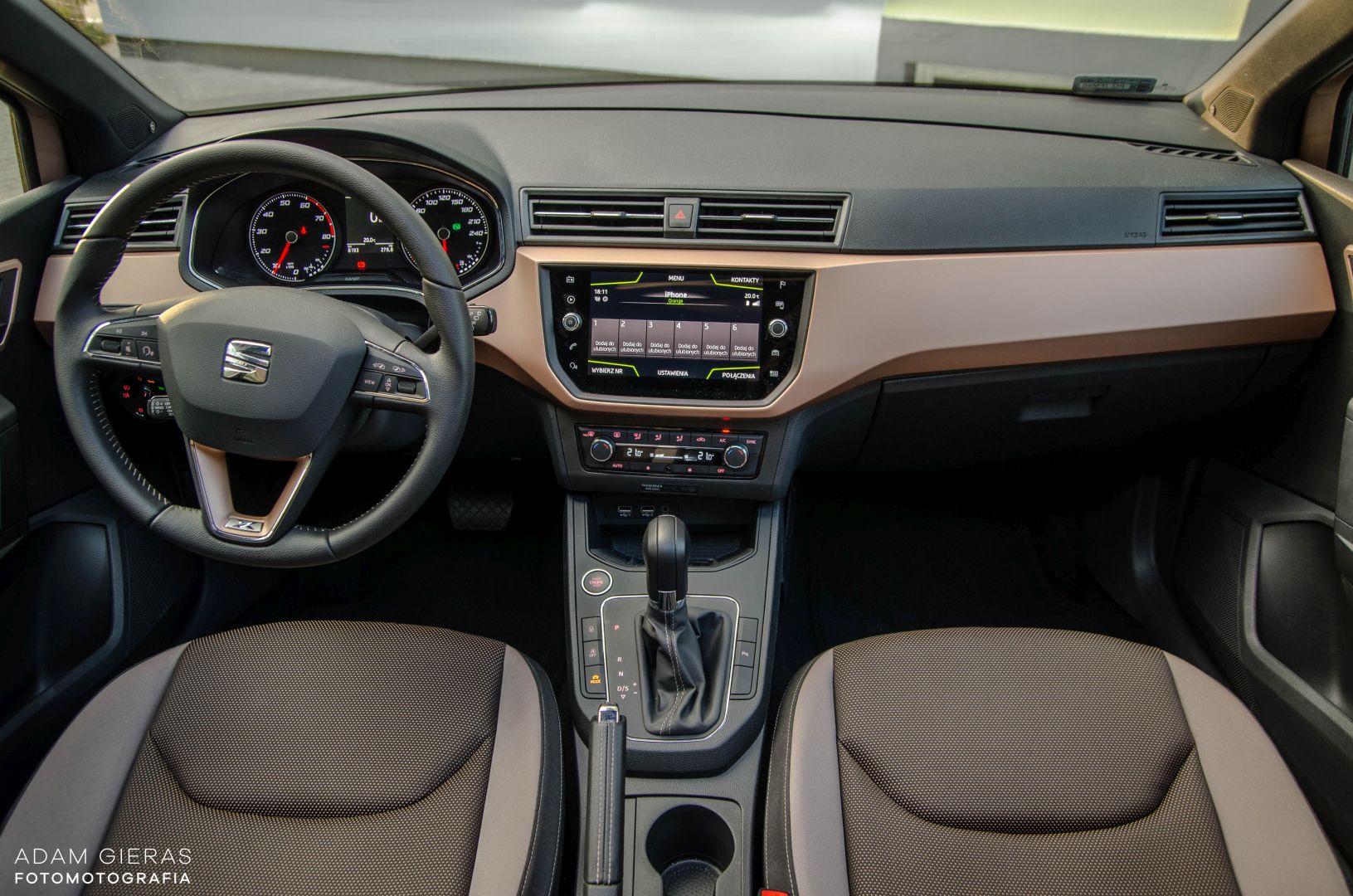 ibiza 6 Test: Seat Ibiza Xcellence 1.0 115 KM DSG   mniejszy Leon?