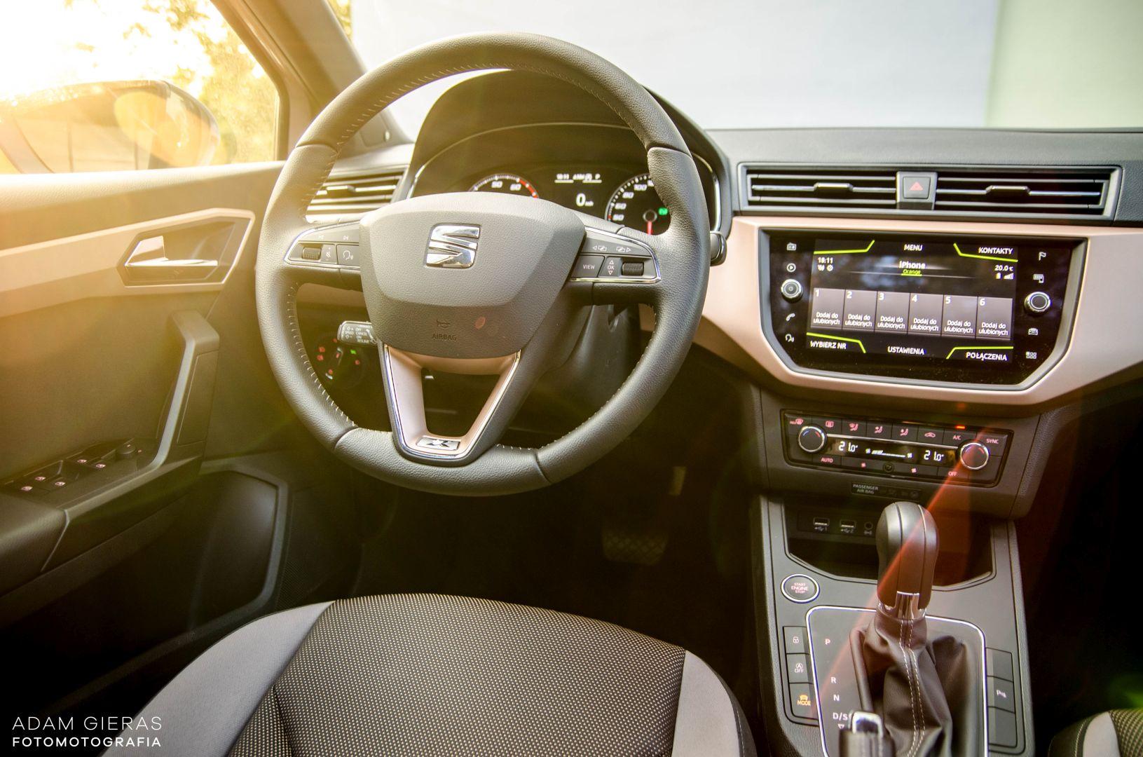 ibiza 7 Test: Seat Ibiza Xcellence 1.0 115 KM DSG   mniejszy Leon?
