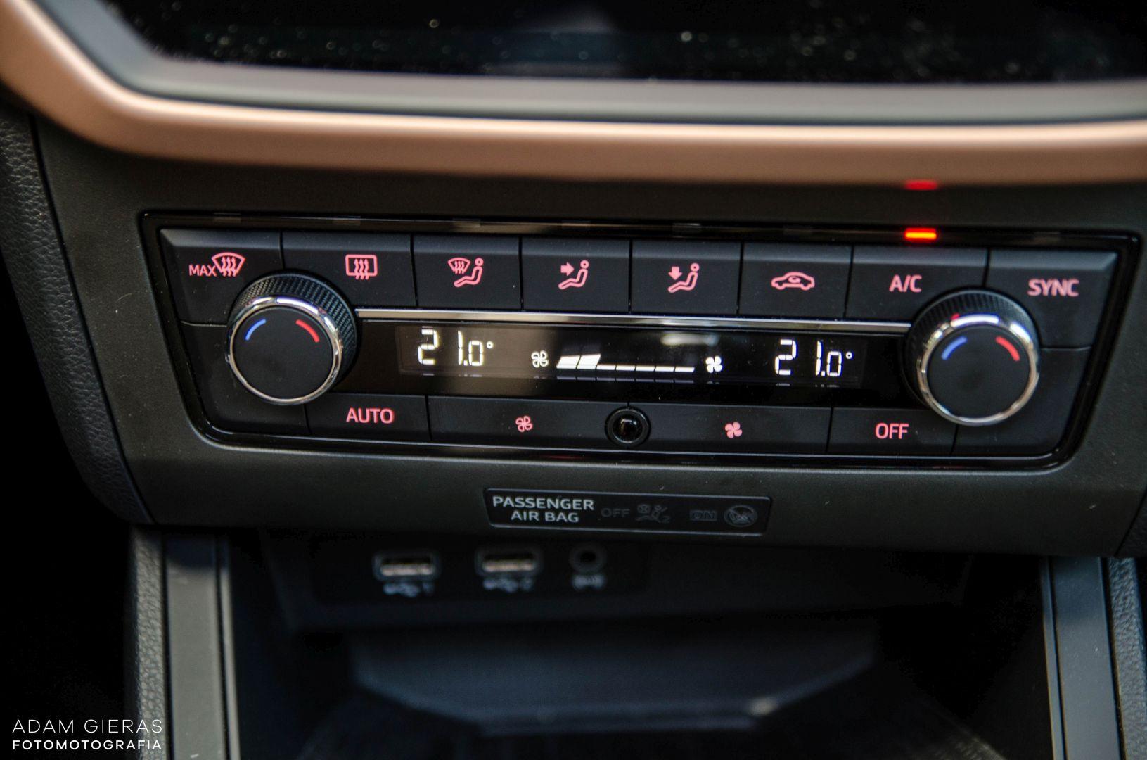 ibiza 9 Test: Seat Ibiza Xcellence 1.0 115 KM DSG   mniejszy Leon?
