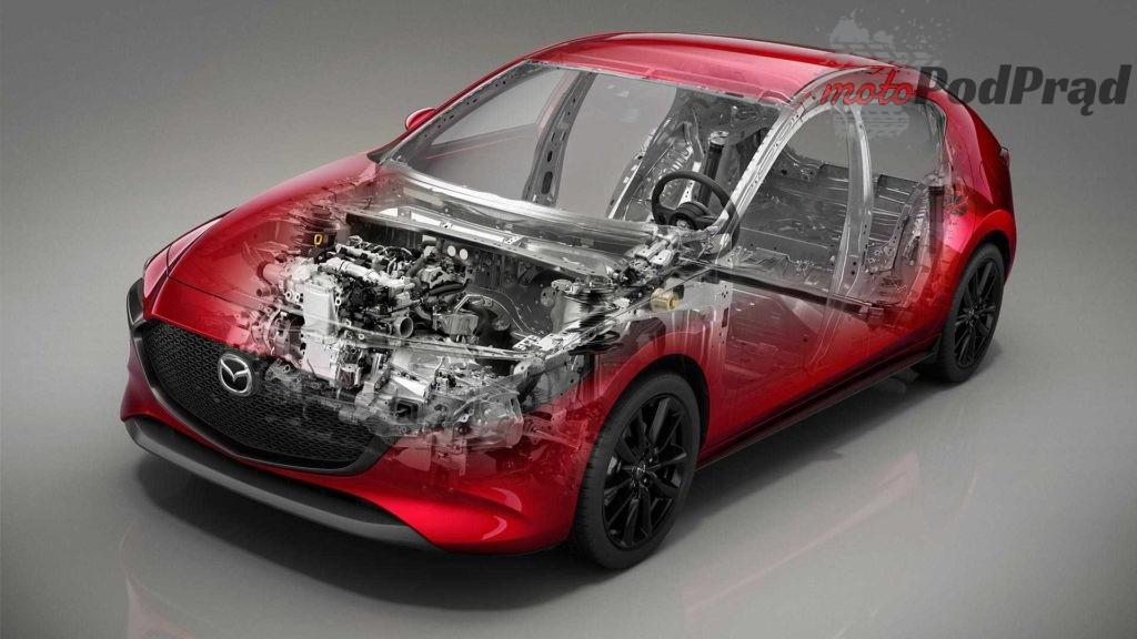2019 mazda3 3 1024x576 Nowa Mazda 3   design i technologia w jednym