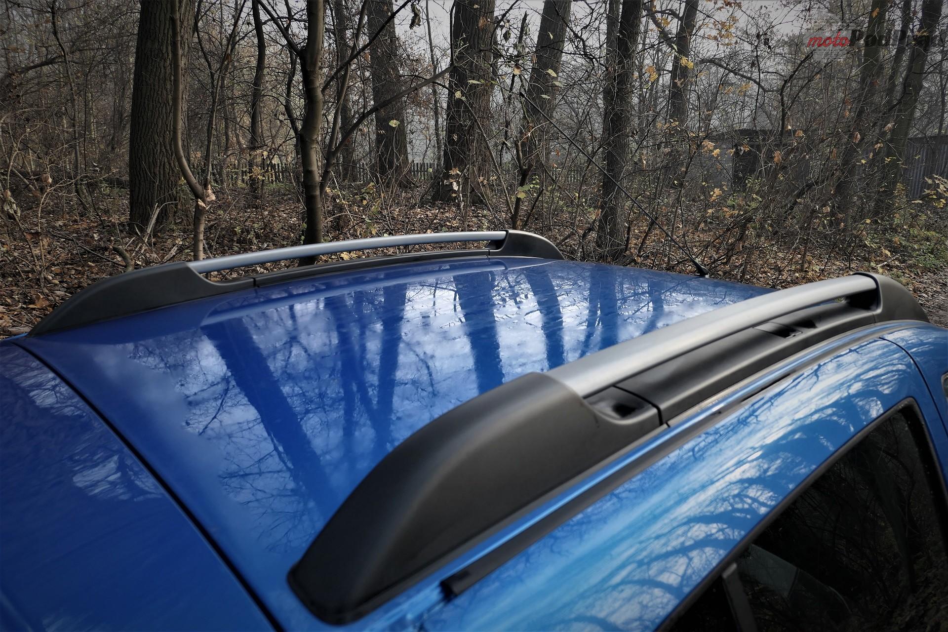 Dacia Sandero Stepway 12 Test: Dacia Sandero Stepway   w prostocie siła
