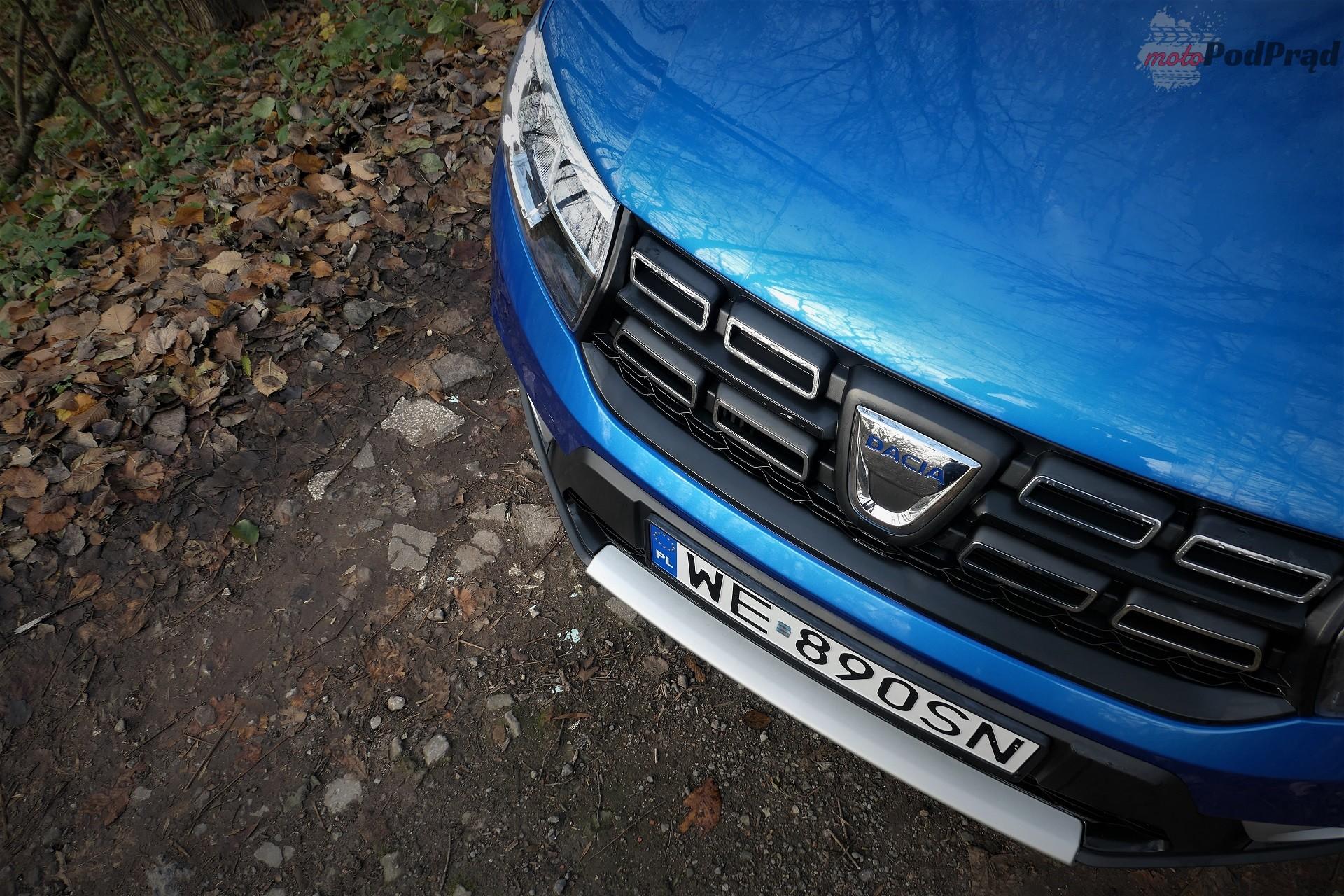 Dacia Sandero Stepway 13 Test: Dacia Sandero Stepway   w prostocie siła
