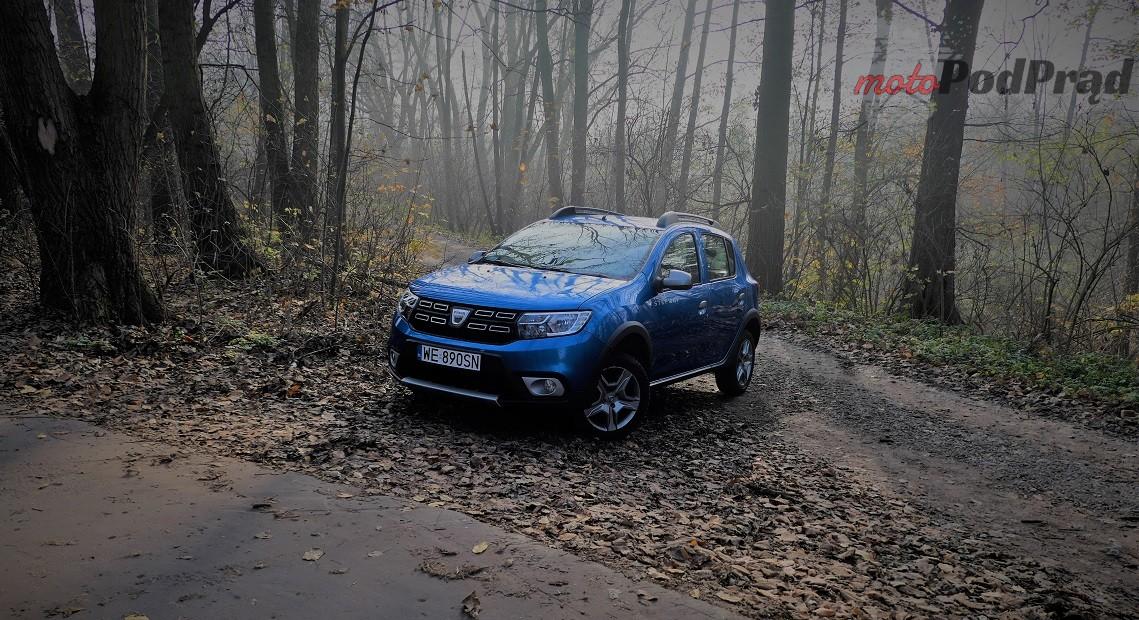 Dacia Sandero Stepway 14 Test: Dacia Sandero Stepway   w prostocie siła