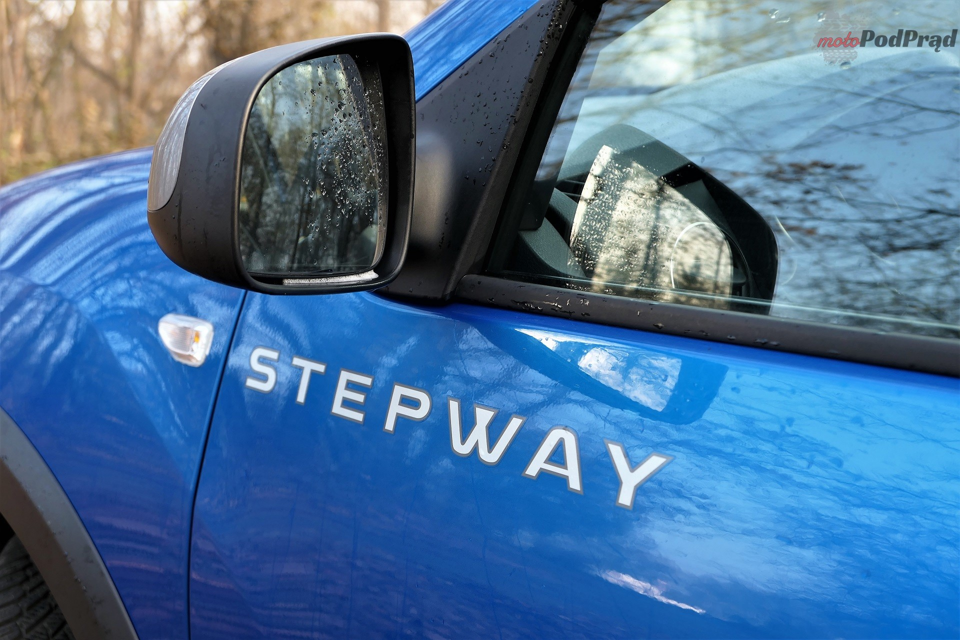 Dacia Sandero Stepway 16 Test: Dacia Sandero Stepway   w prostocie siła