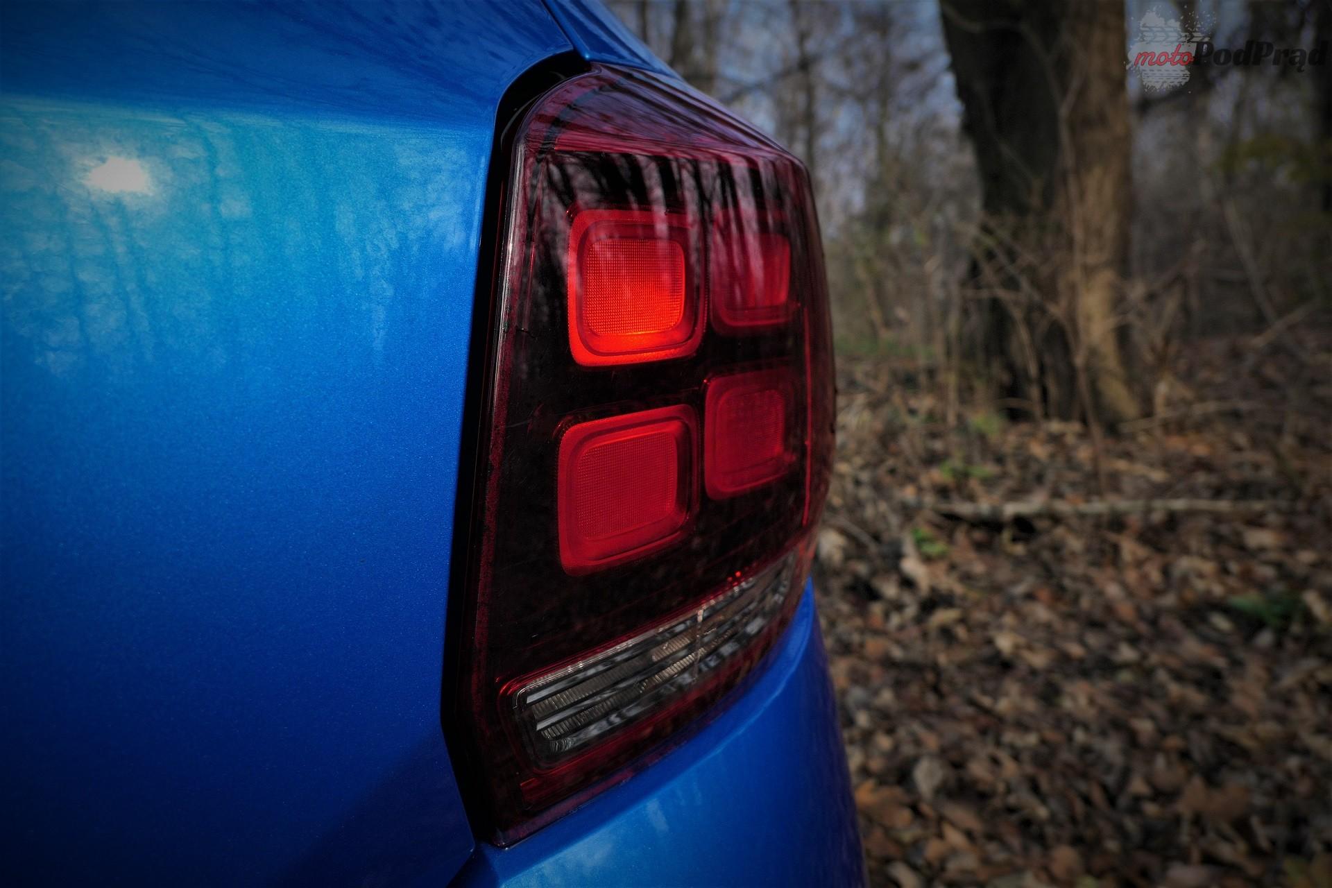 Dacia Sandero Stepway 18 Test: Dacia Sandero Stepway   w prostocie siła