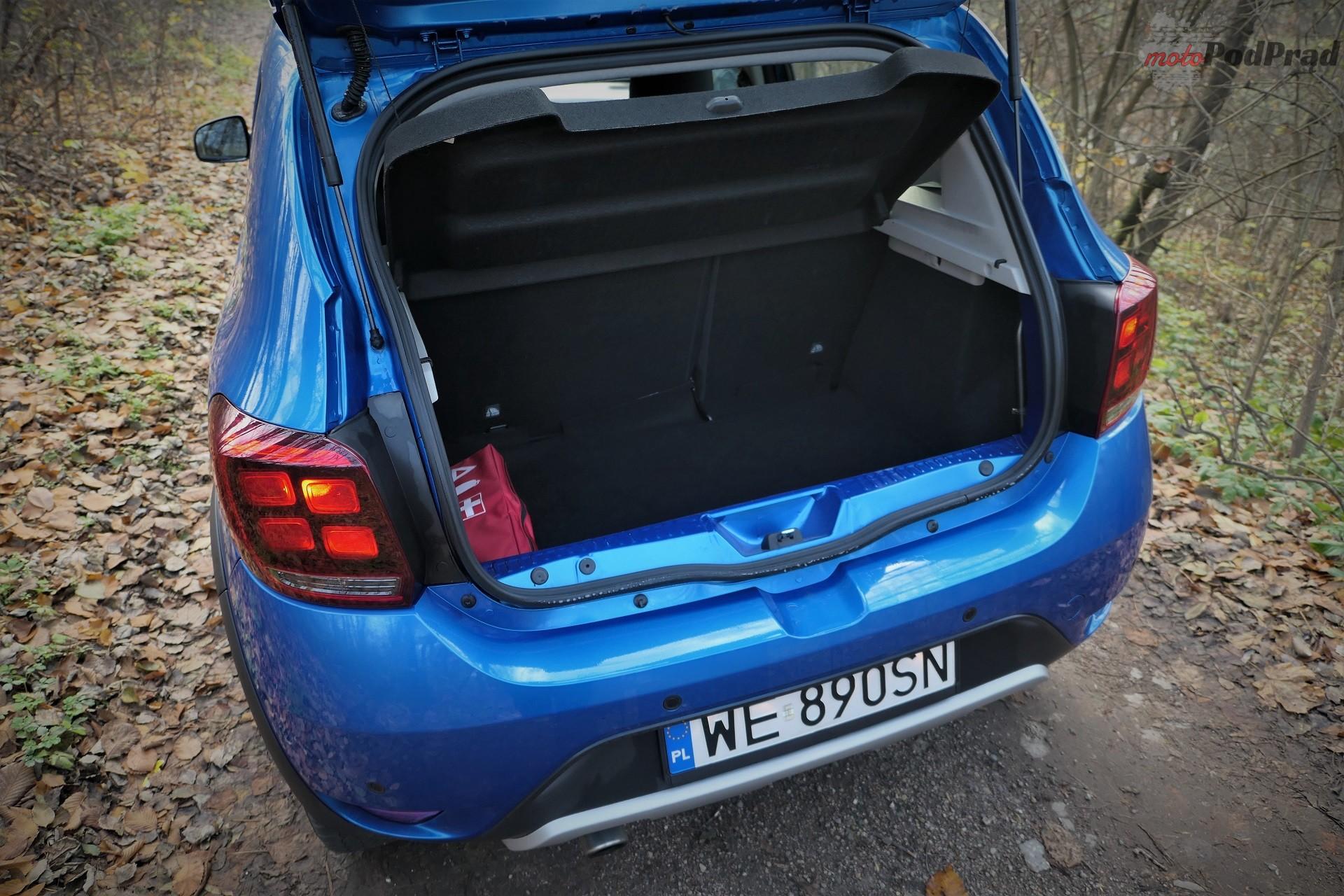 Dacia Sandero Stepway 2 Test: Dacia Sandero Stepway   w prostocie siła