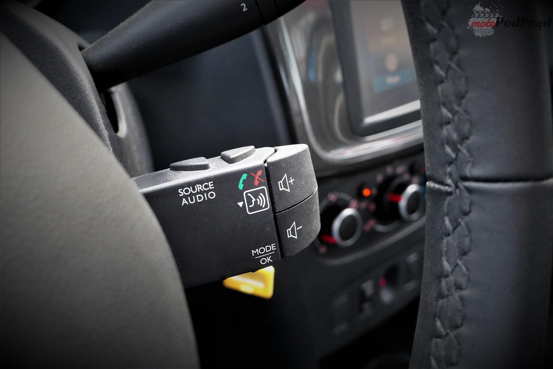 Dacia Sandero Stepway 27 Test: Dacia Sandero Stepway   w prostocie siła