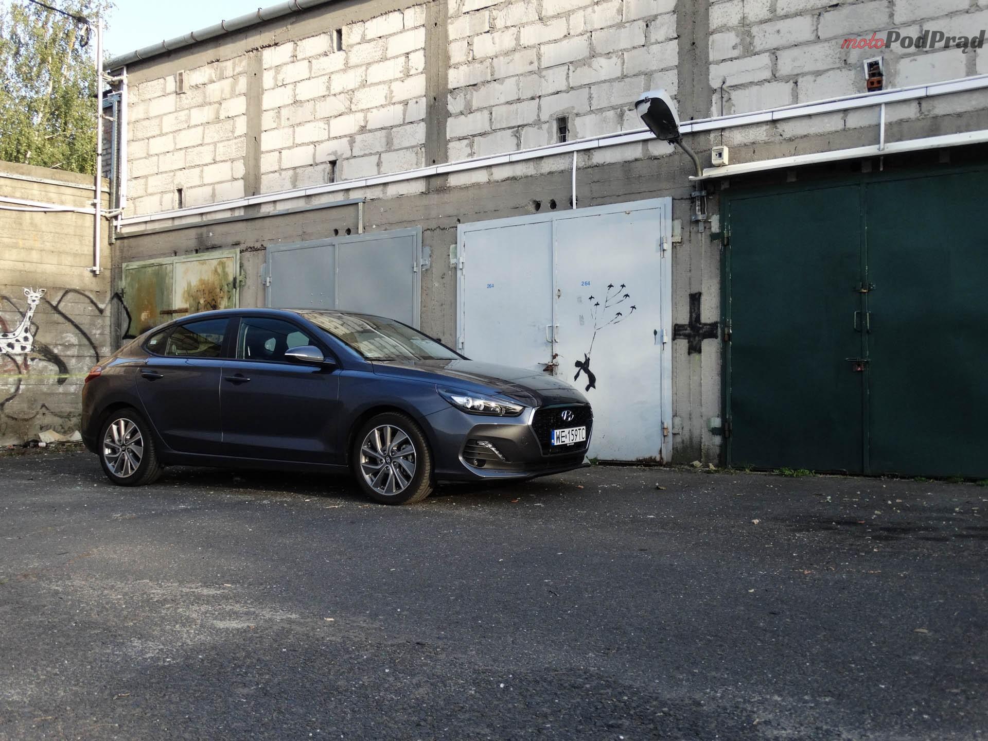 Hyundai i30 fastback 1 Test: Hyundai i30 fastback czyli kolejny krok milowy marki