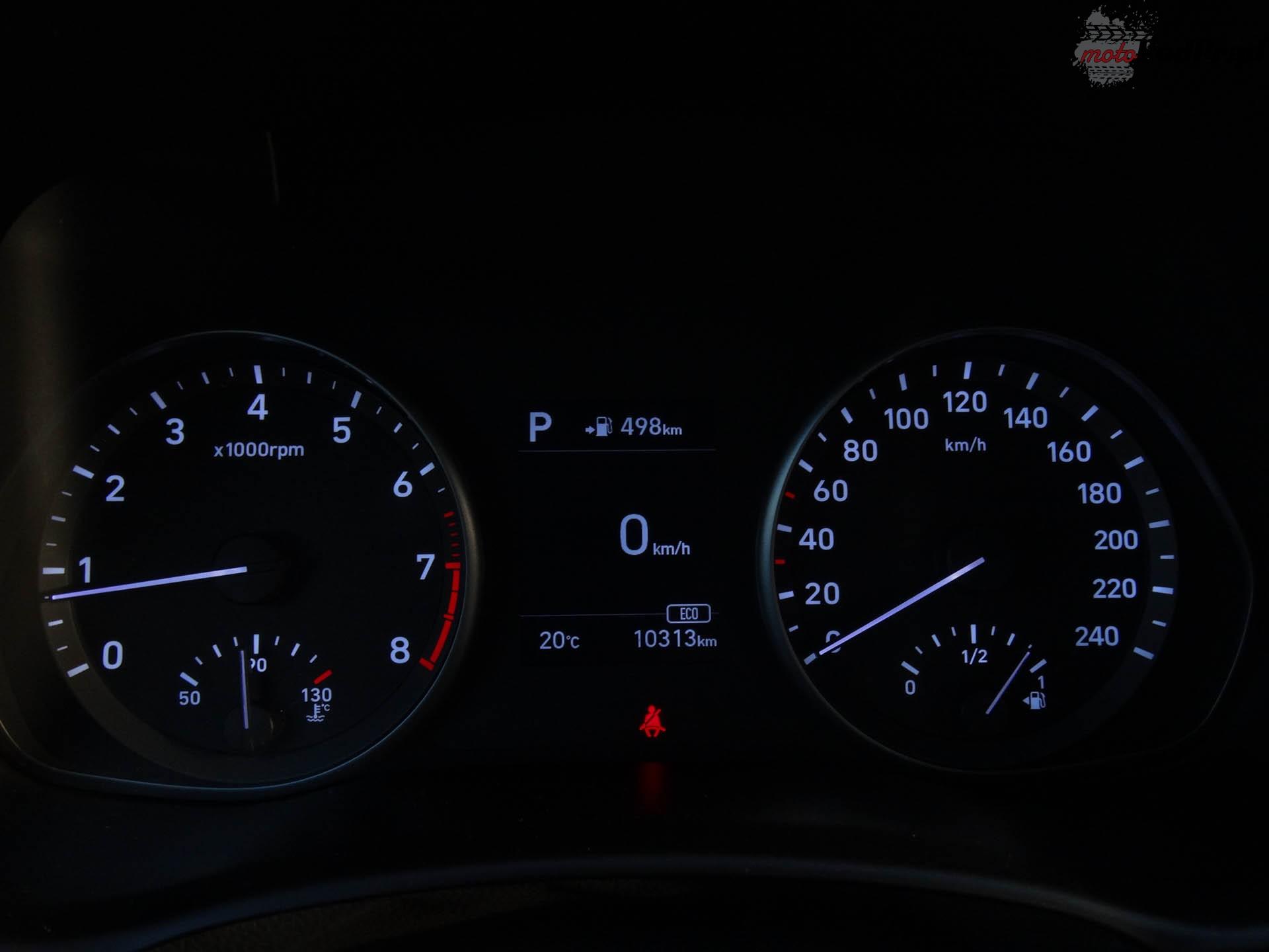 Hyundai i30 fastback 13 Test: Hyundai i30 fastback czyli kolejny krok milowy marki