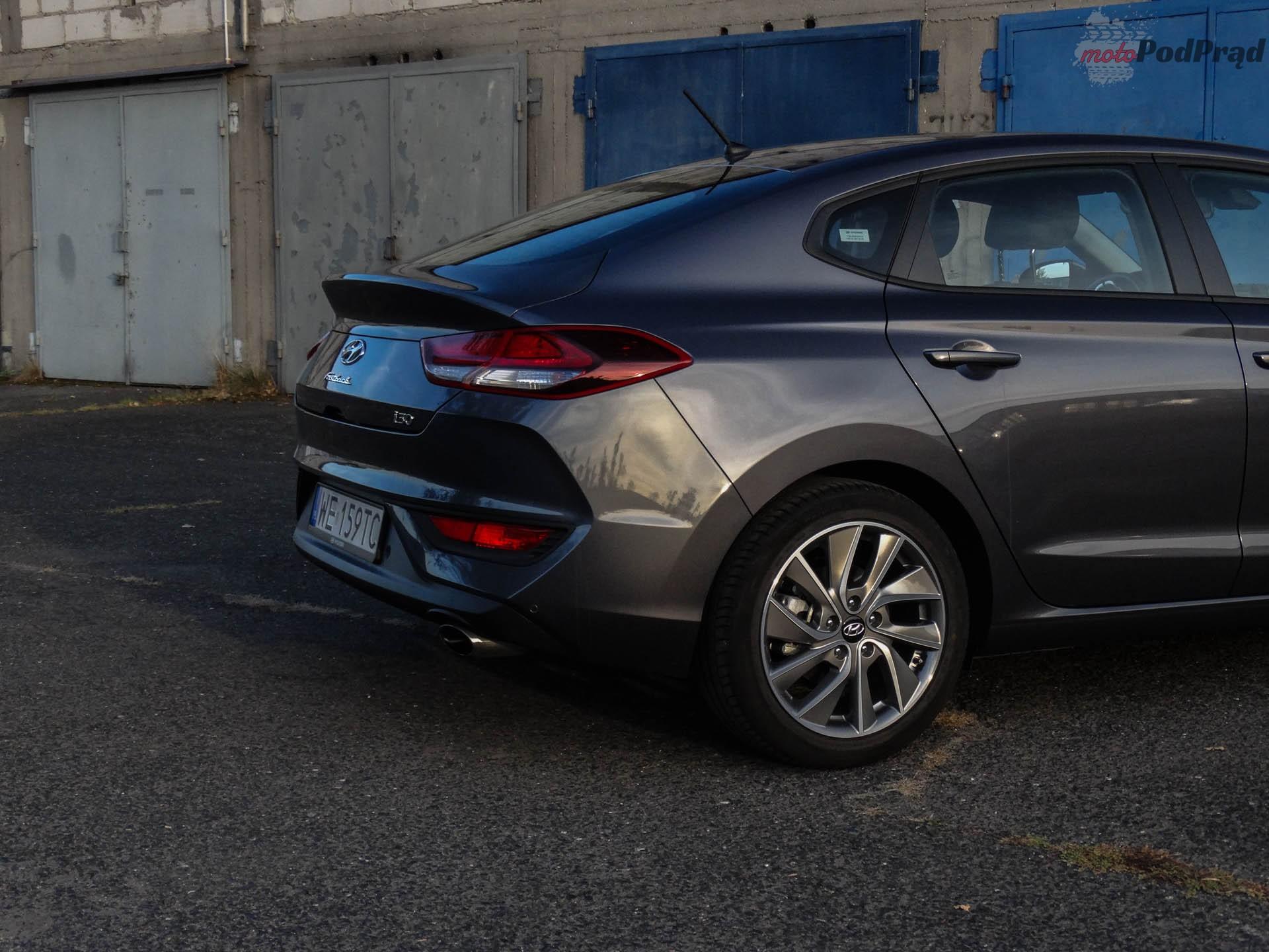 Hyundai i30 fastback 15 Test: Hyundai i30 fastback czyli kolejny krok milowy marki