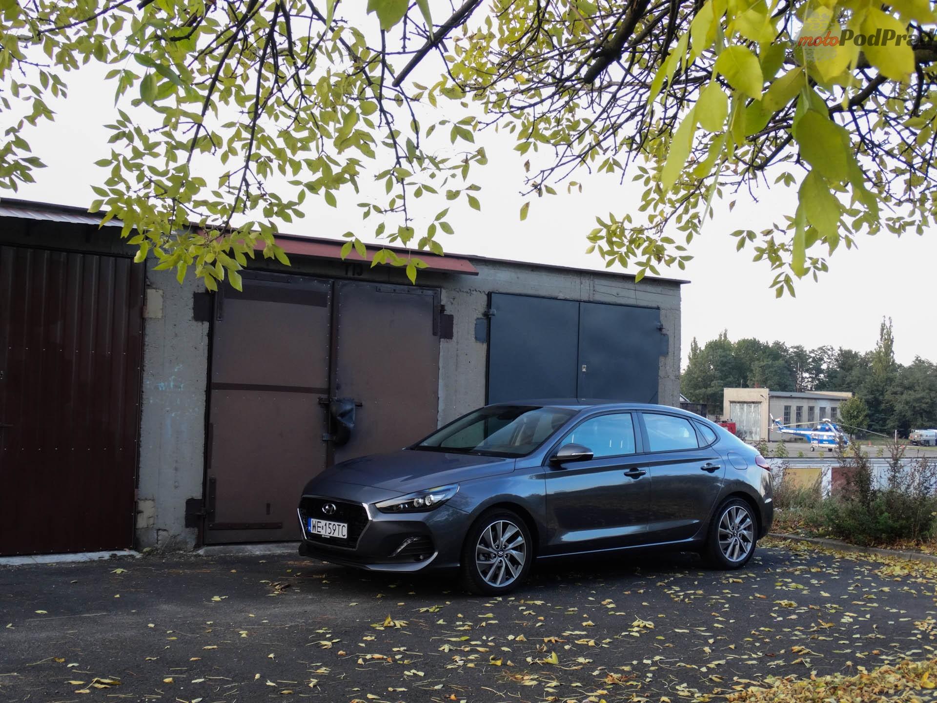 Hyundai i30 fastback 16 Test: Hyundai i30 fastback czyli kolejny krok milowy marki