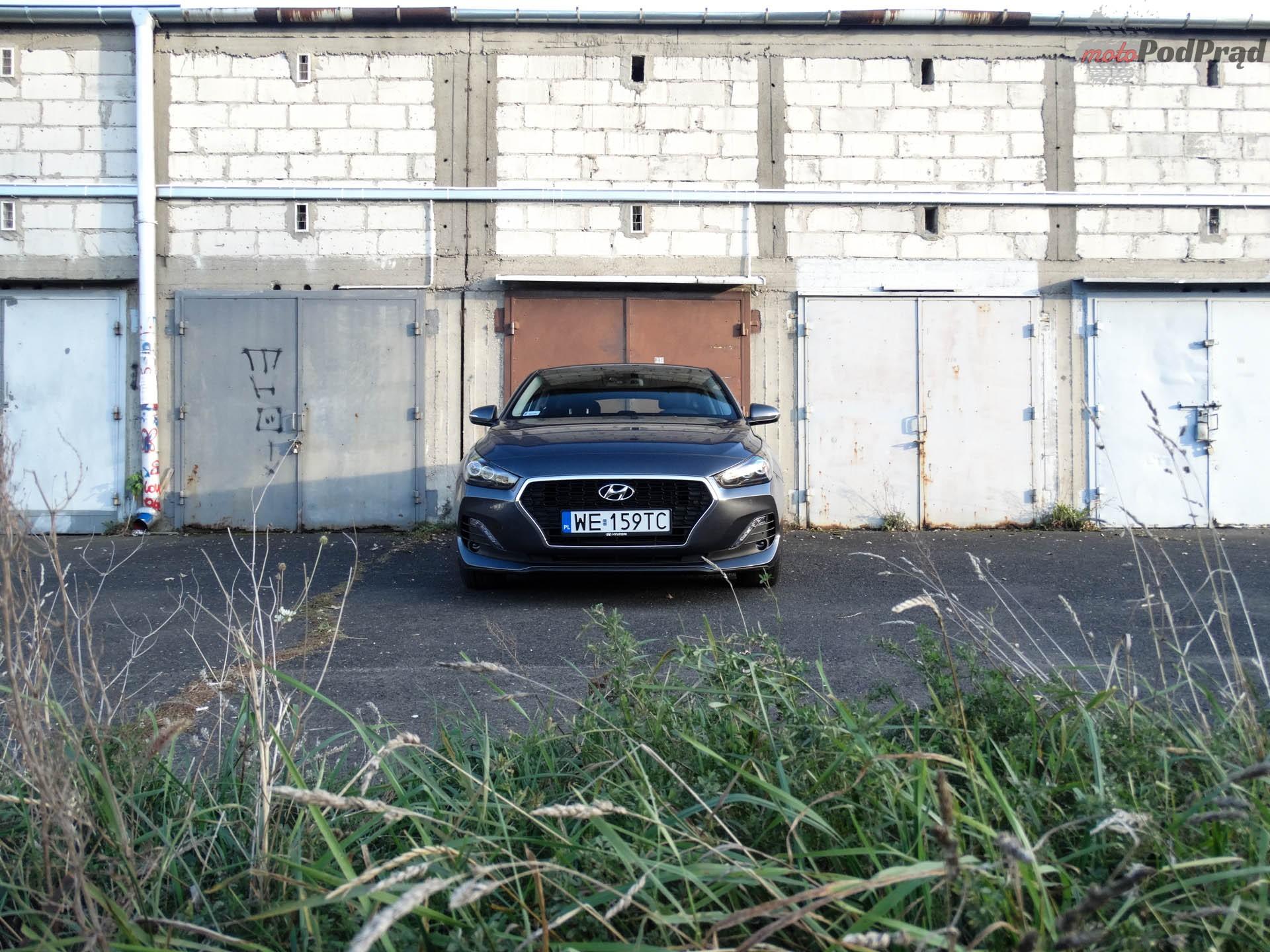 Hyundai i30 fastback 4 Test: Hyundai i30 fastback czyli kolejny krok milowy marki