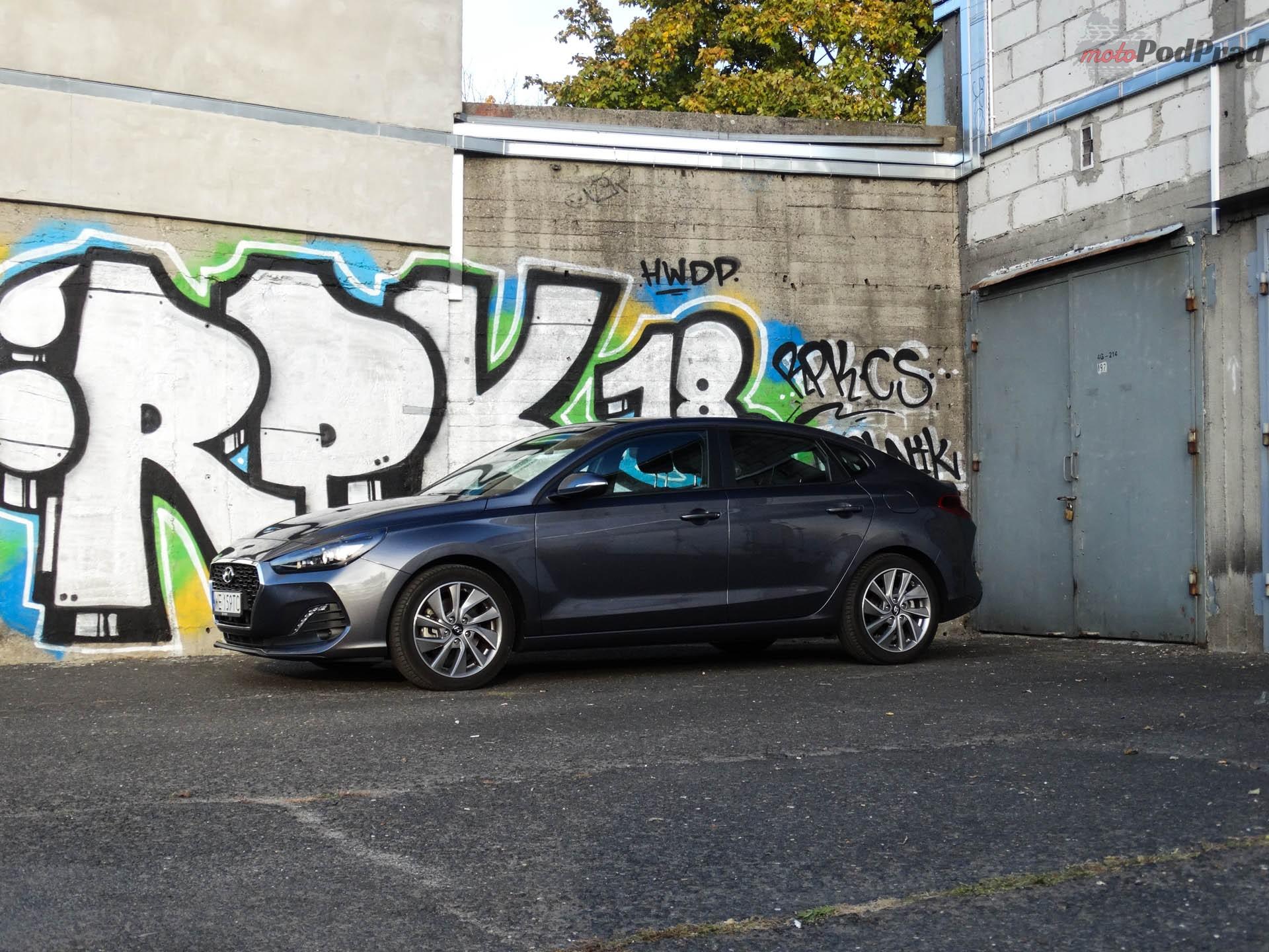 Hyundai i30 fastback 7 Test: Hyundai i30 fastback czyli kolejny krok milowy marki