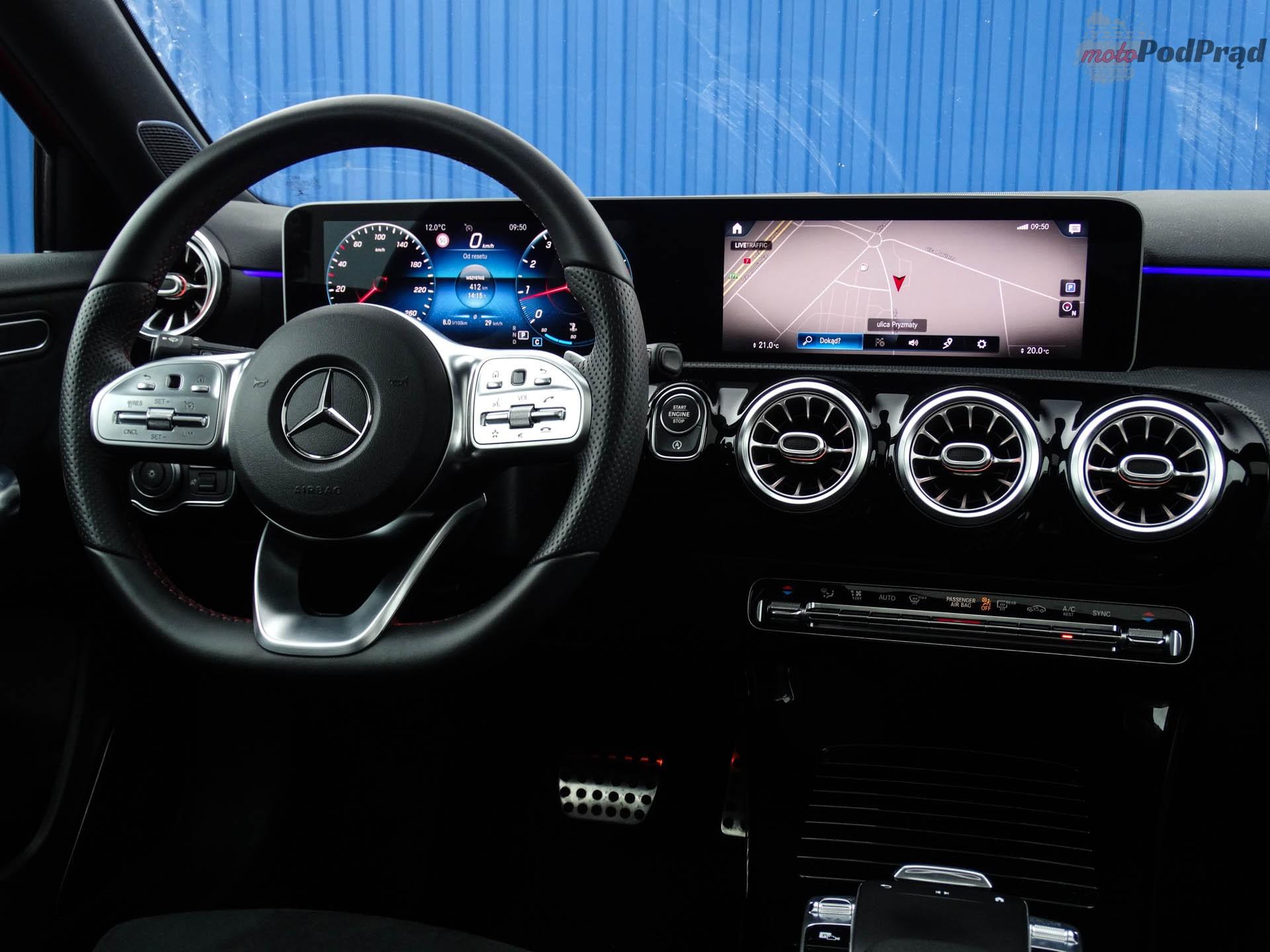 Mercedes A200 10 Test: Mercedes Benz A200   hej, Mercedes!