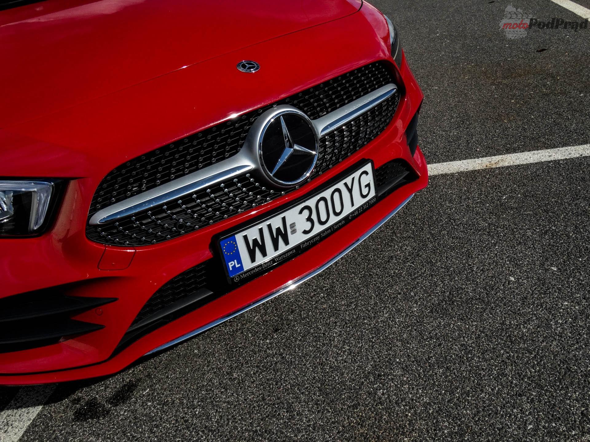 Mercedes A200 2 Test: Mercedes Benz A200   hej, Mercedes!