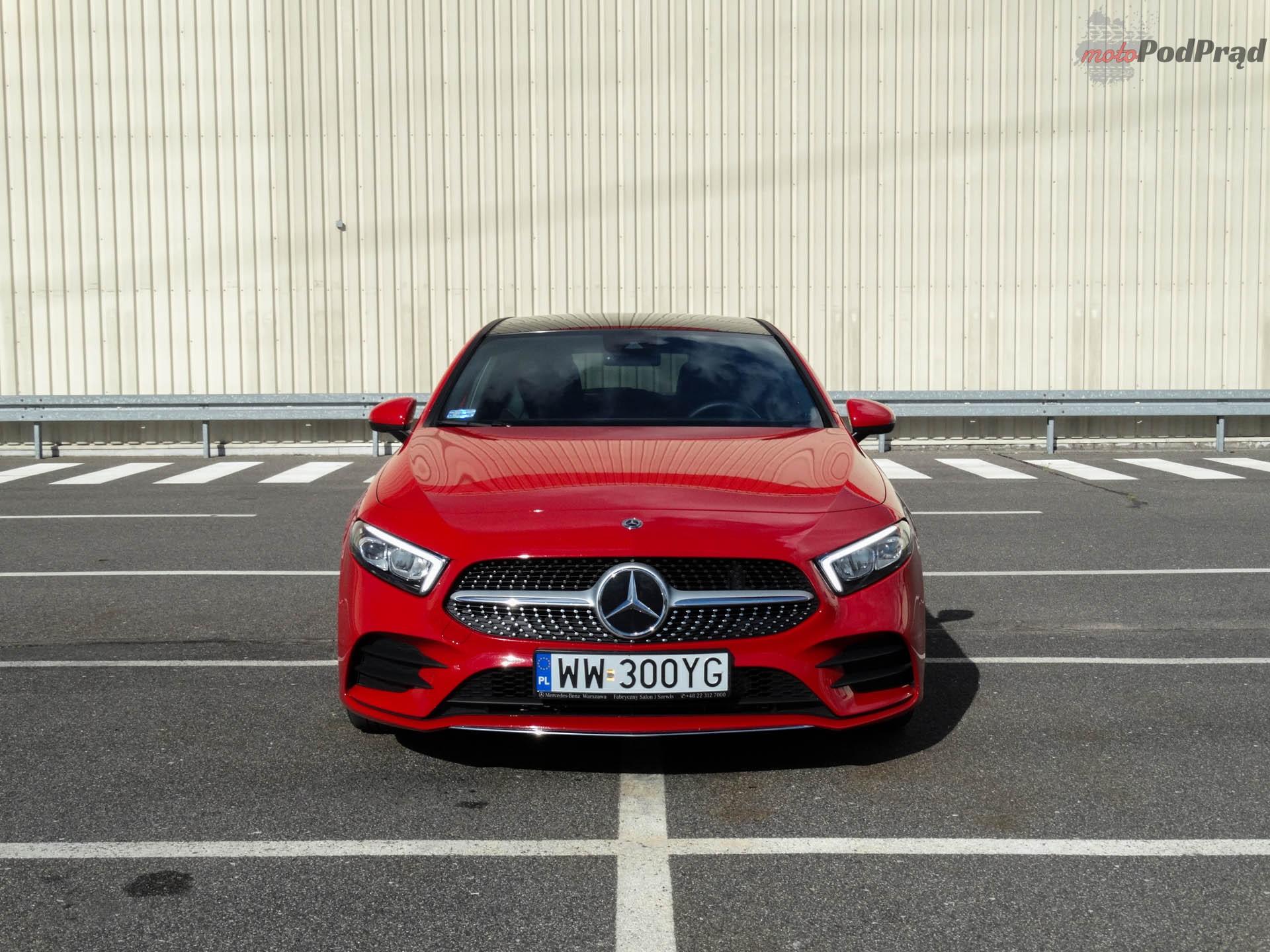 Mercedes A200 4 Test: Mercedes Benz A200   hej, Mercedes!