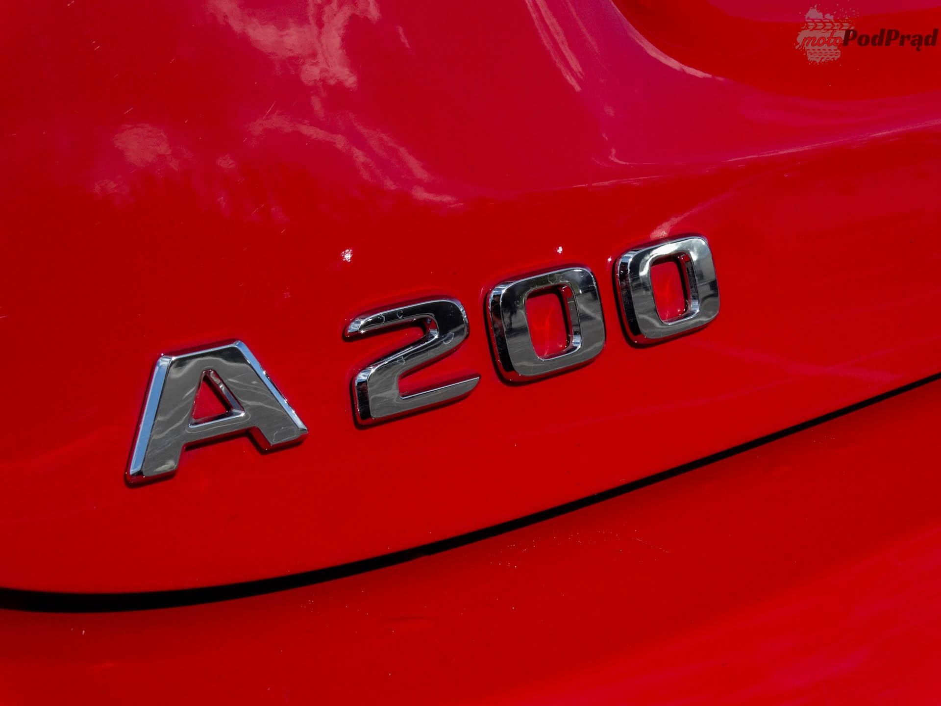 Mercedes A200 8 Test: Mercedes Benz A200   hej, Mercedes!